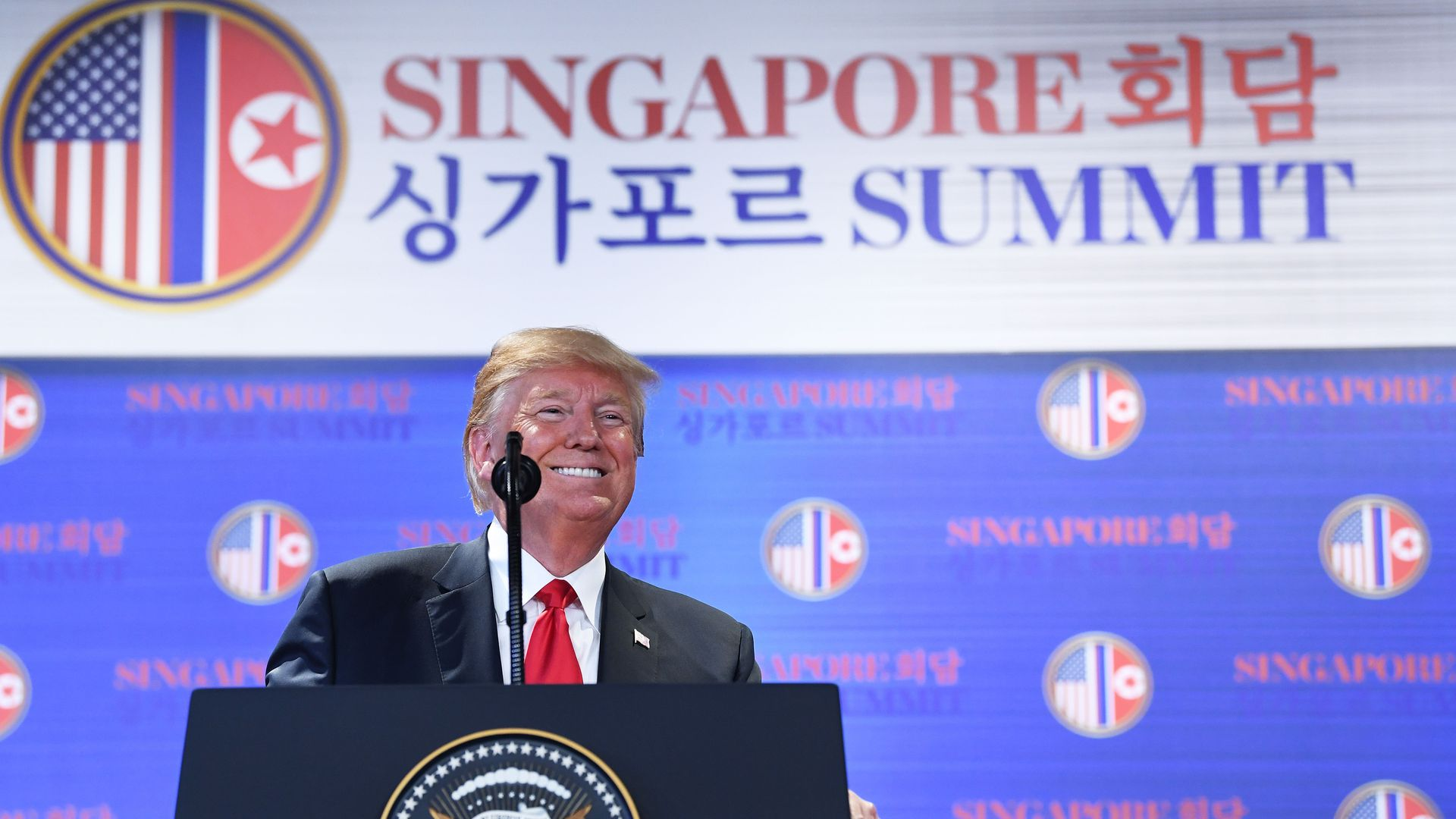 """Trump: U.S. ending """"war games"""" on Korean peninsula"""
