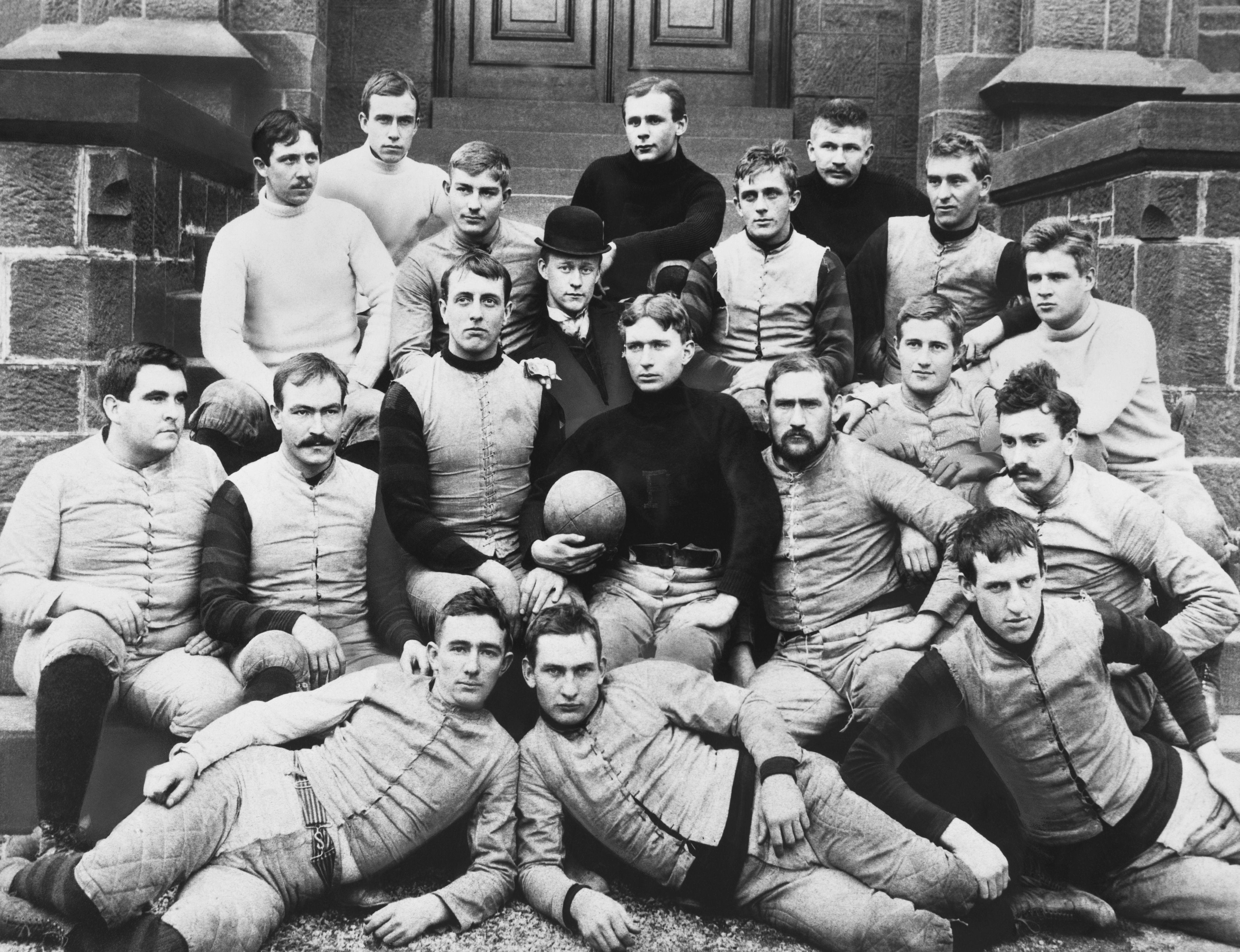Rutgers' 1891 football team