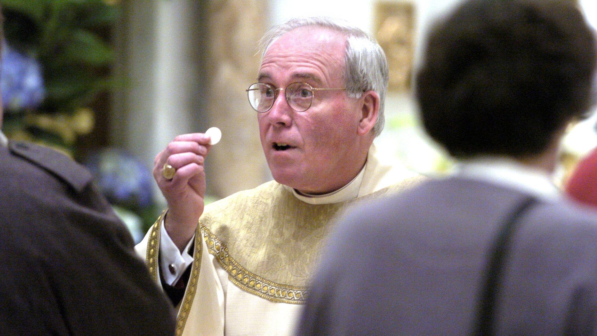 Bishop Richard J. Malone