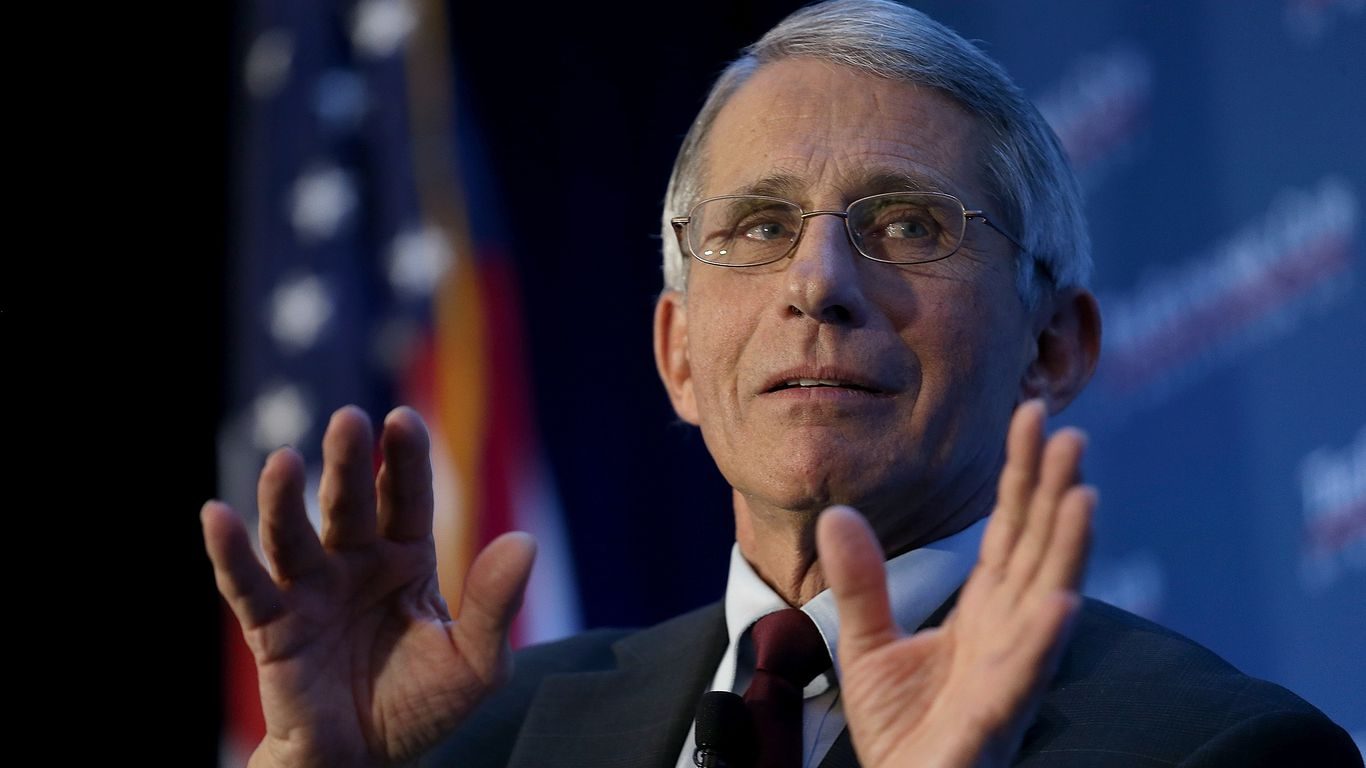 """Fauci: Children """"very likely"""" to get COVID vaccine at start of 2022 thumbnail"""