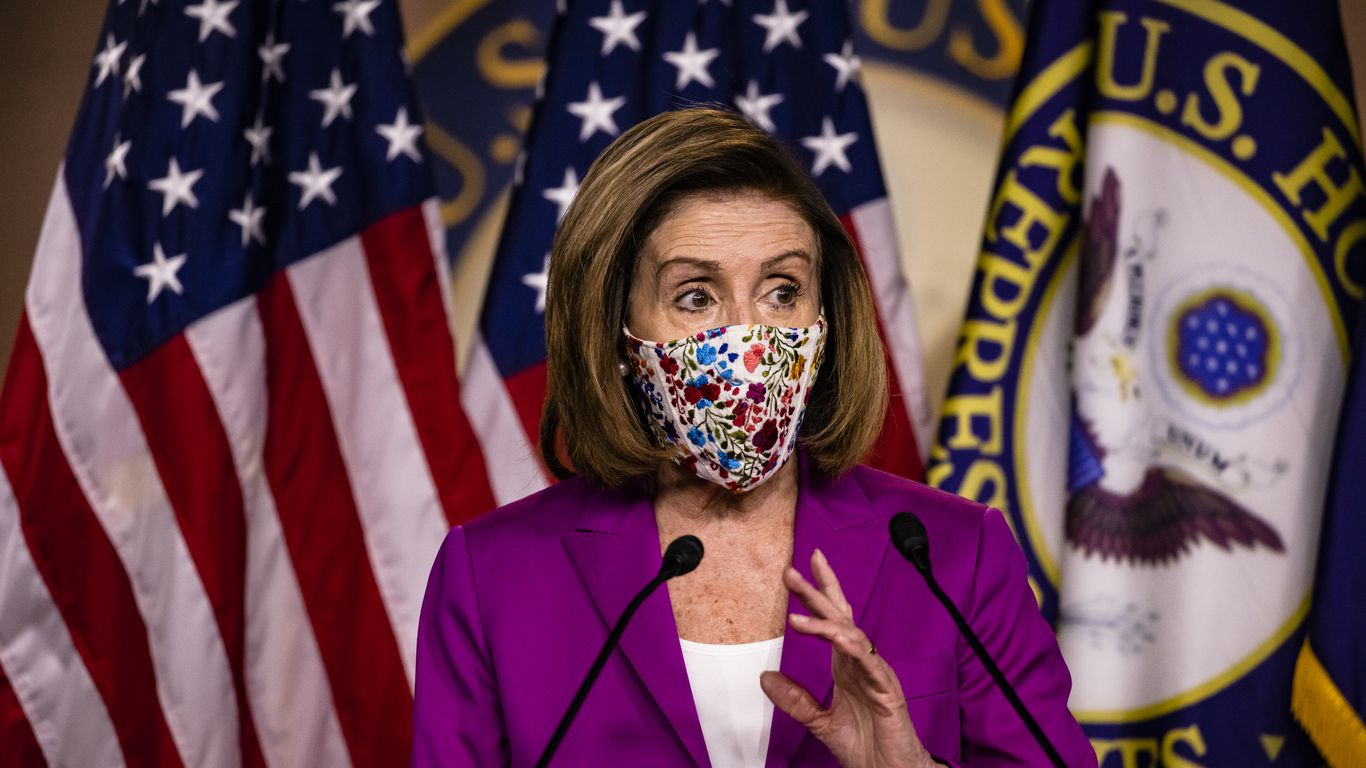Laptop stolen from Pelosi's office during Capitol siege thumbnail