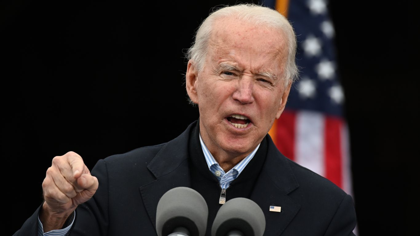Biden promises retaliation for cyberattack on government agencies thumbnail