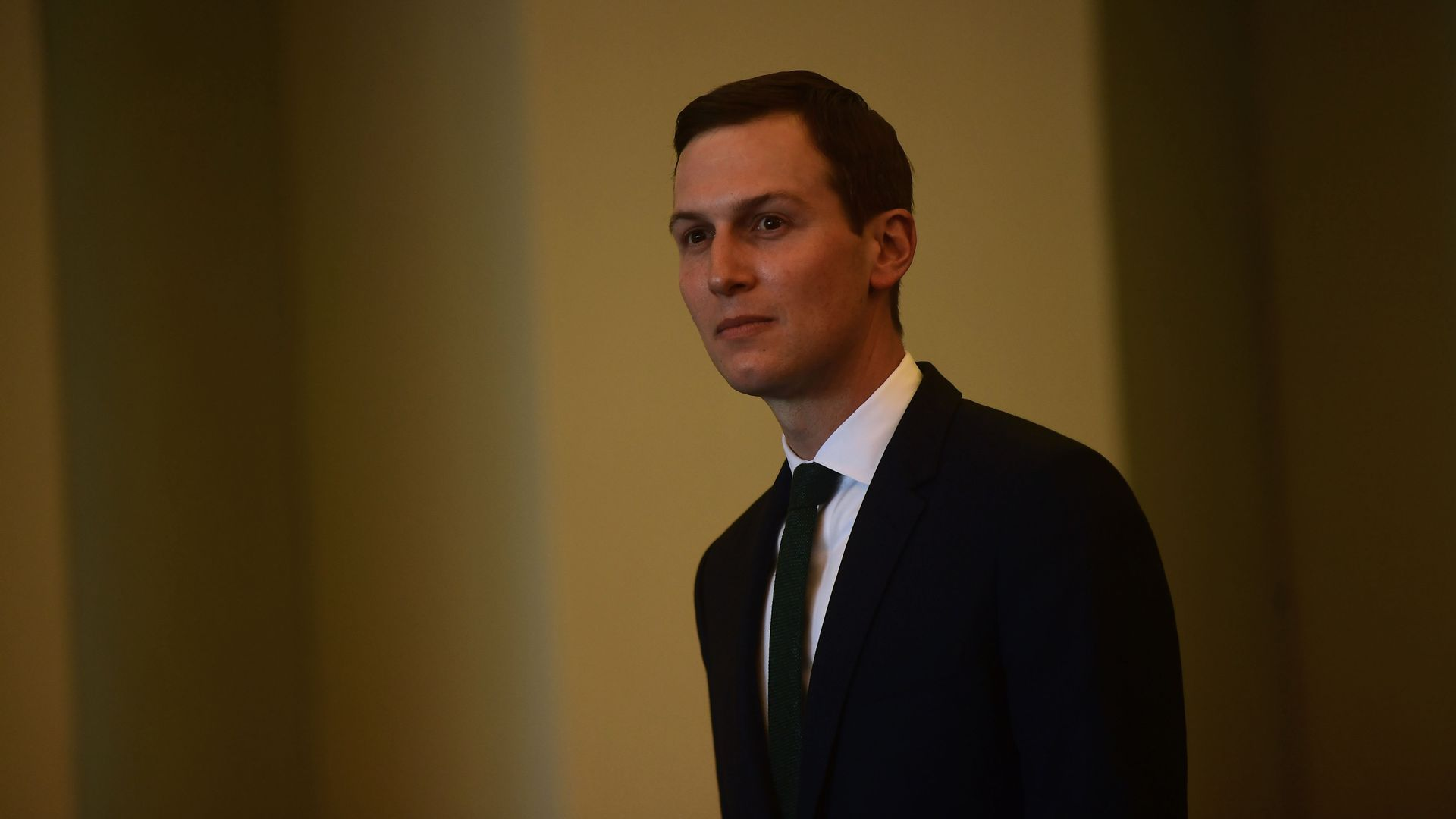 White House advisor Jared Kushner. Photo: Pedro Pardo/AFP/Getty Images