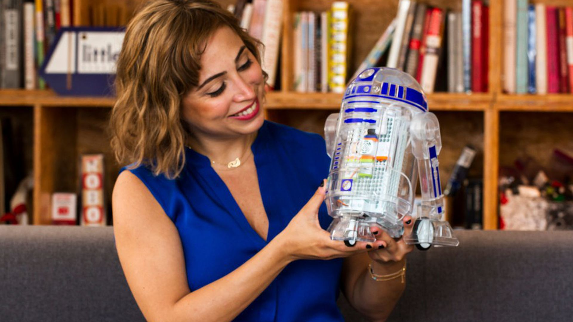 Ayah Bdeir. Photo: LittleBits