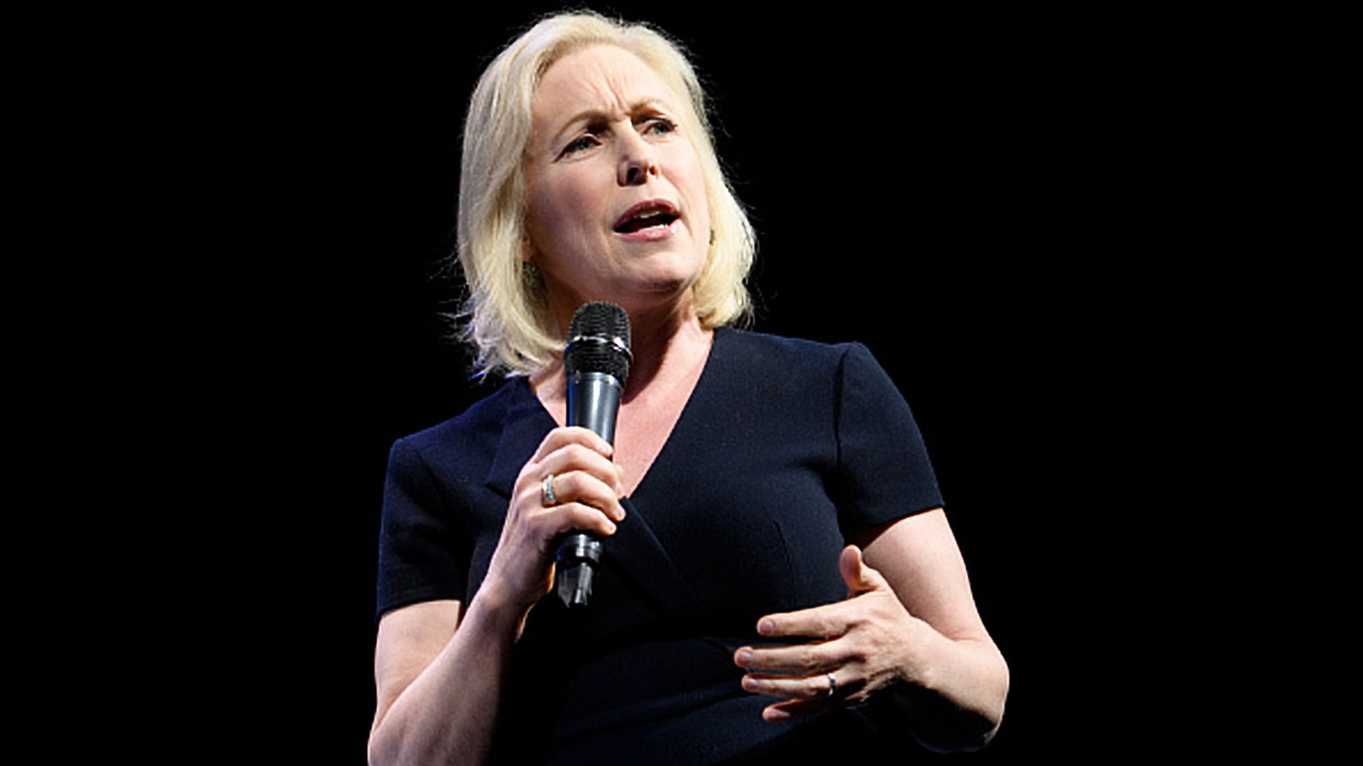 Sen. Kirsten Gillibrand says her views have changed on immigration.