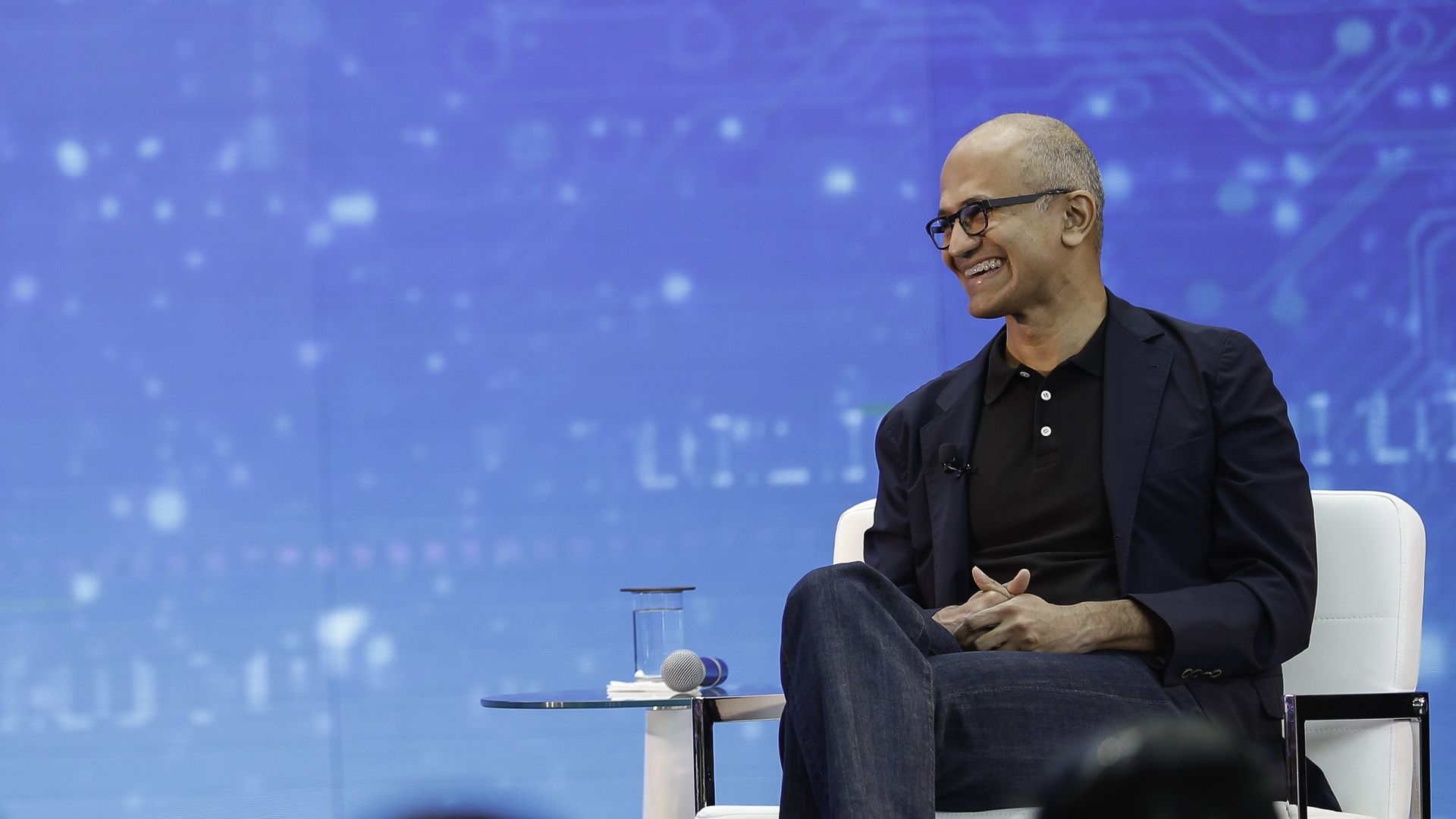 Microsoft will require suppliers to offer paid parental leave