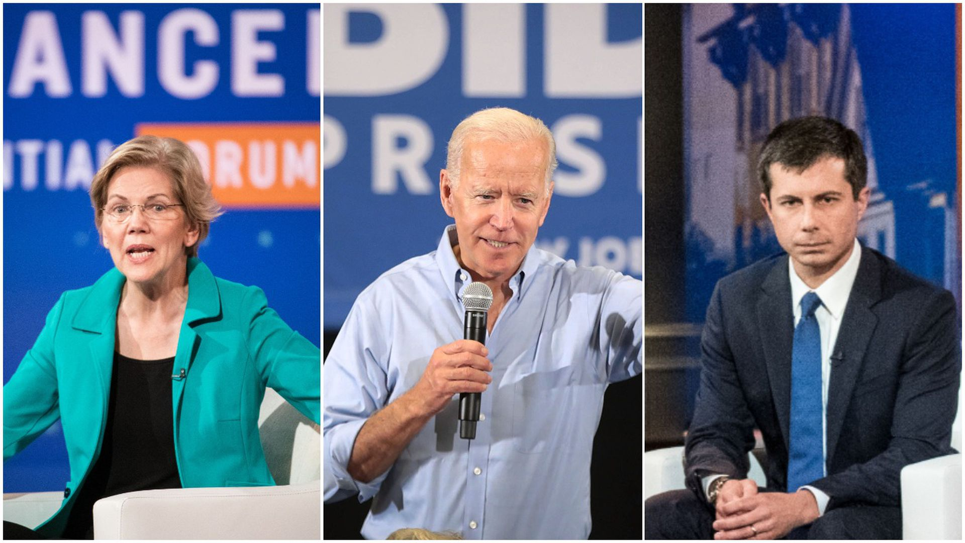 Elizabeth Warren, Pete Buttigieg surge in South Carolina poll