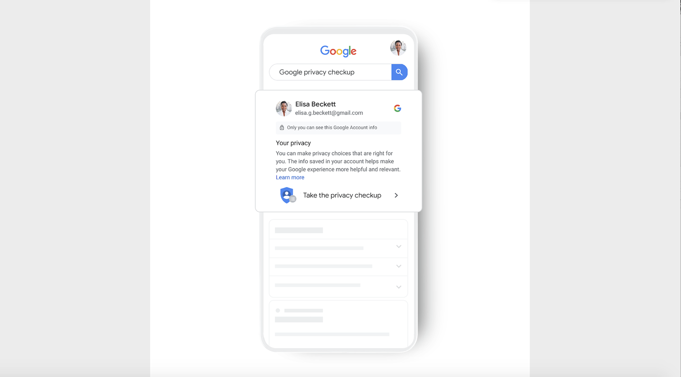 Google to limit how long it hangs on to some data thumbnail