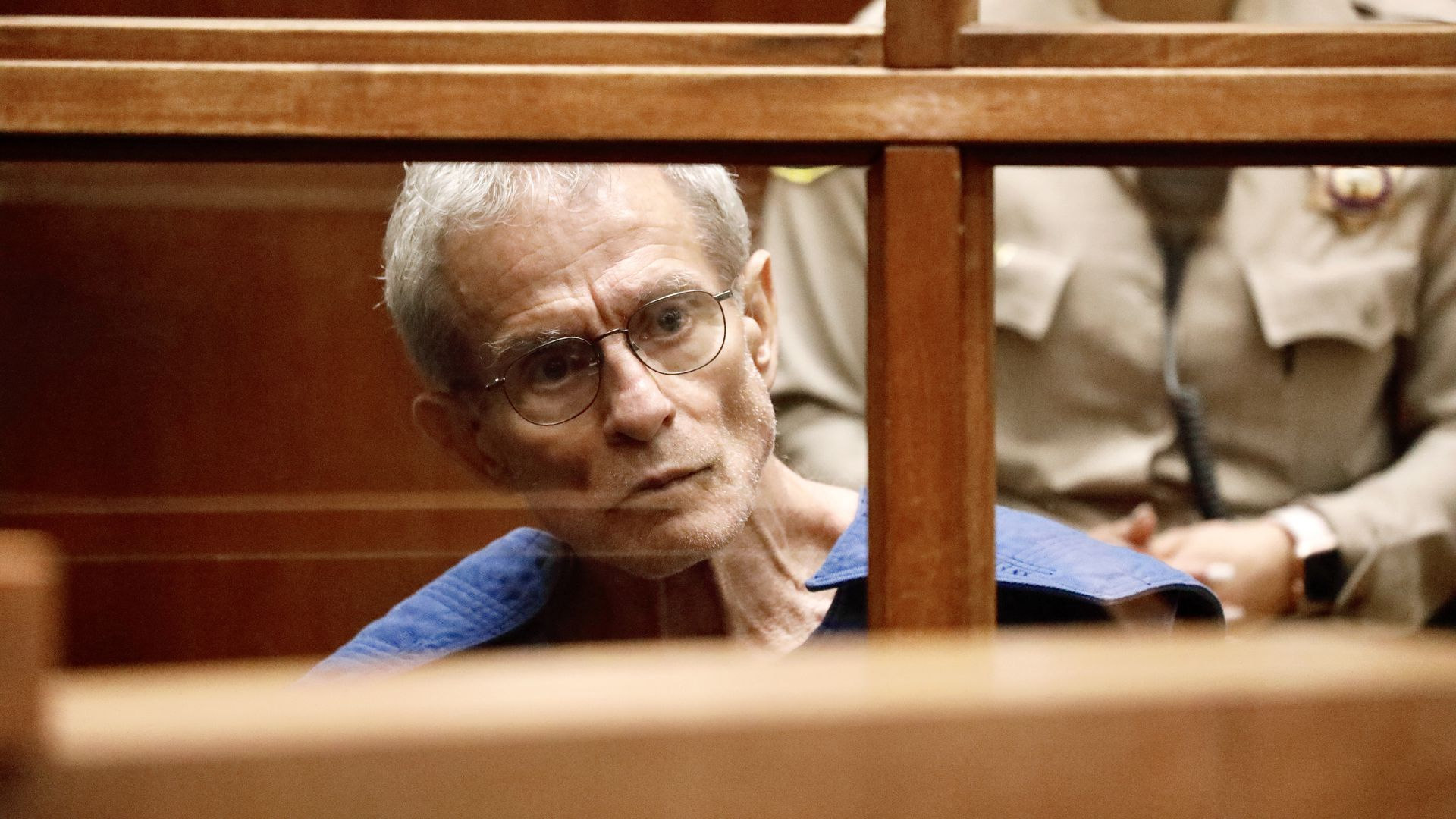 Prominent Democratic Party donor Ed Buck appears in court Thursday, September 19
