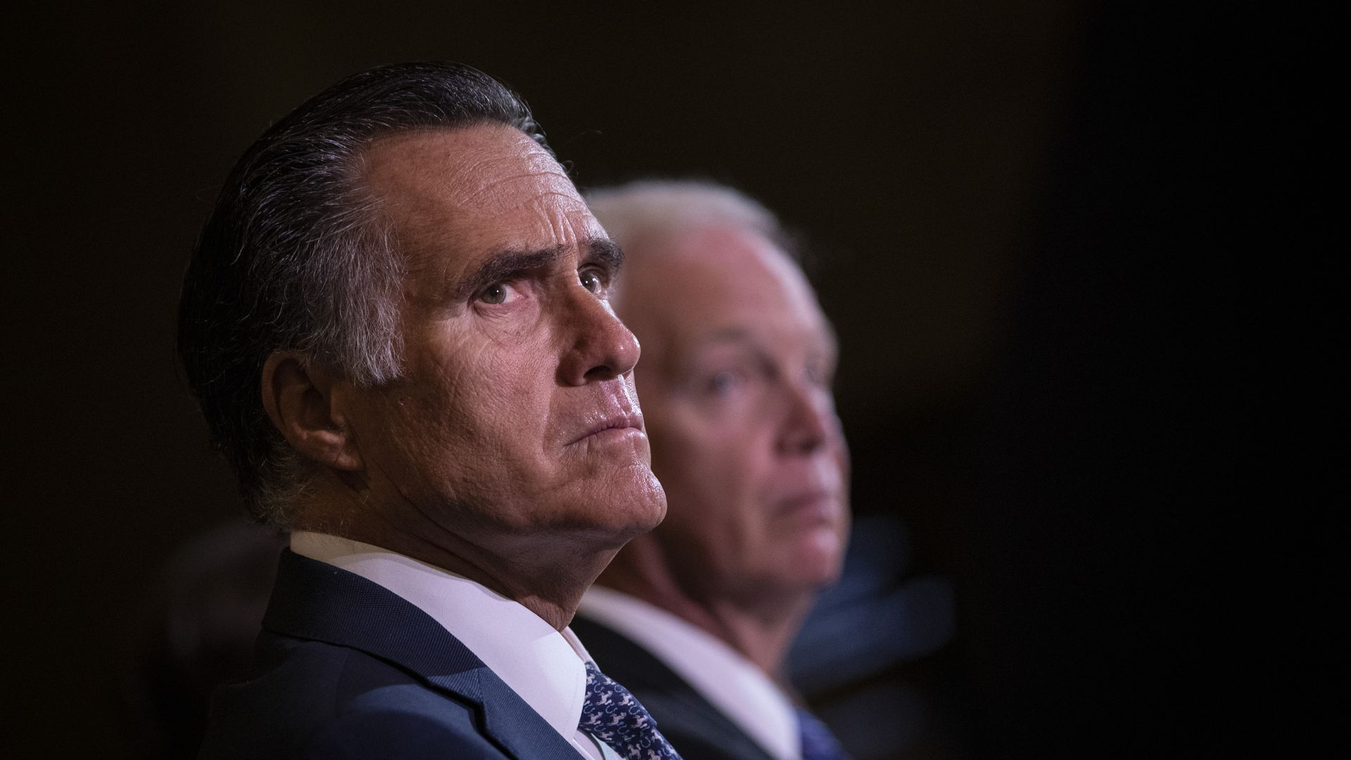 """Romney: Trump's Kurdish betrayal is a """"blood stain in the annals of American history"""""""