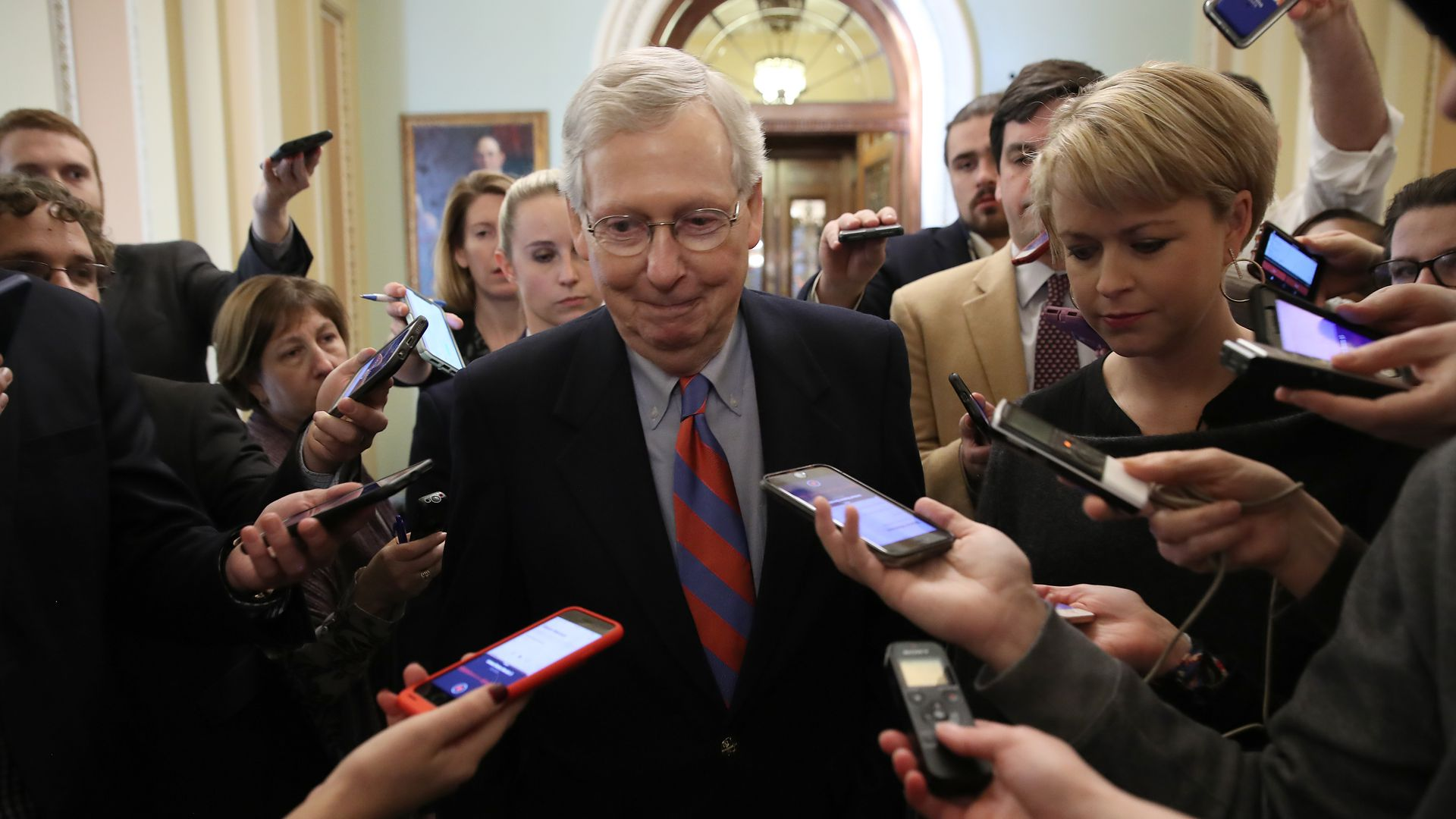 McConnell blocks vote on release of Mueller report for 2nd time