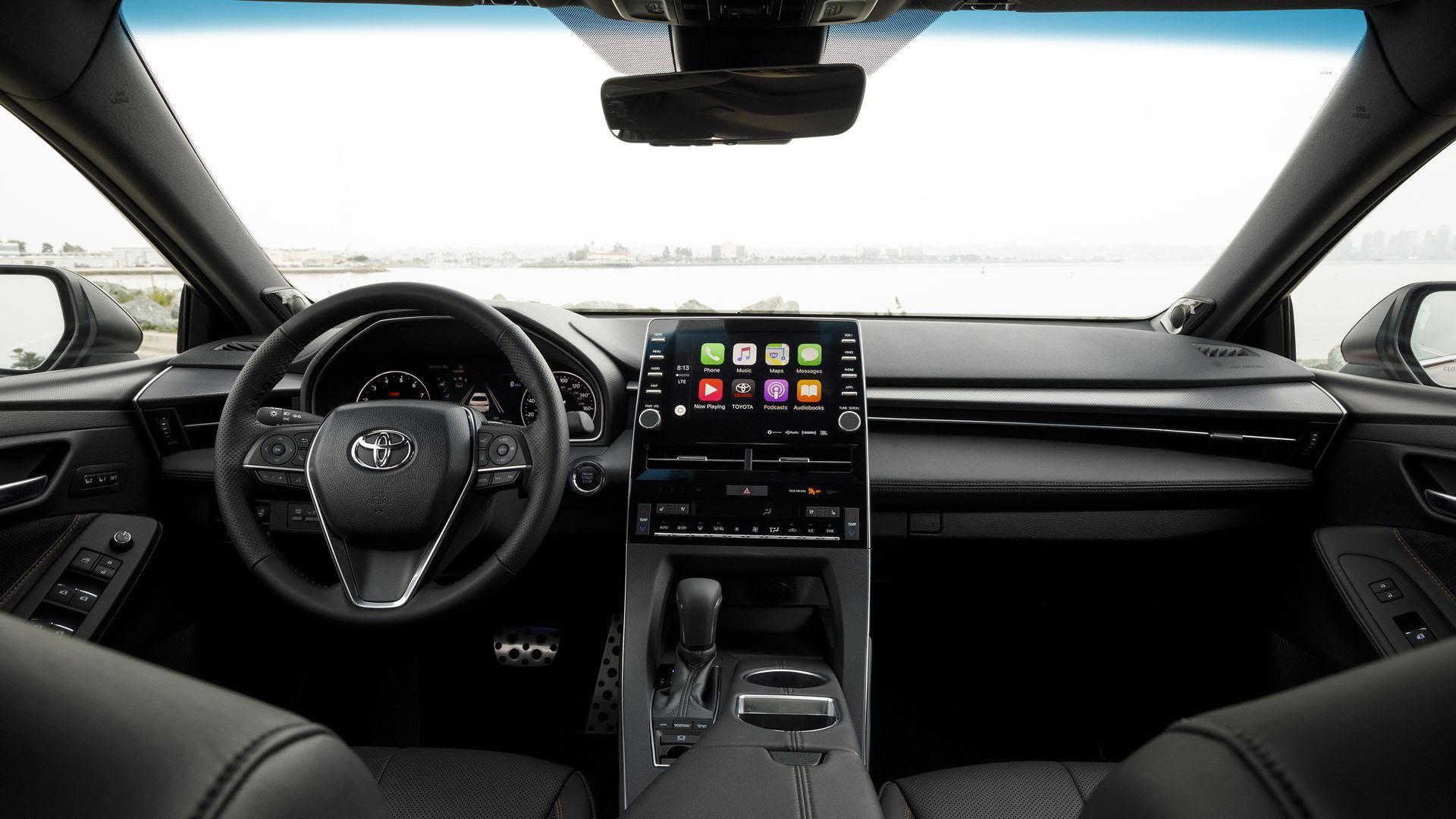 What We Re Driving The 2019 Toyota Avalon