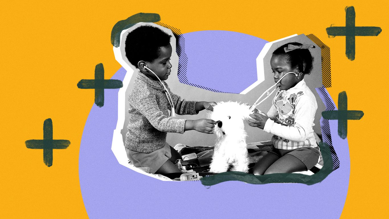 axios.com - Orion Rummler - Children of color in rural areas battle deep health care disparities