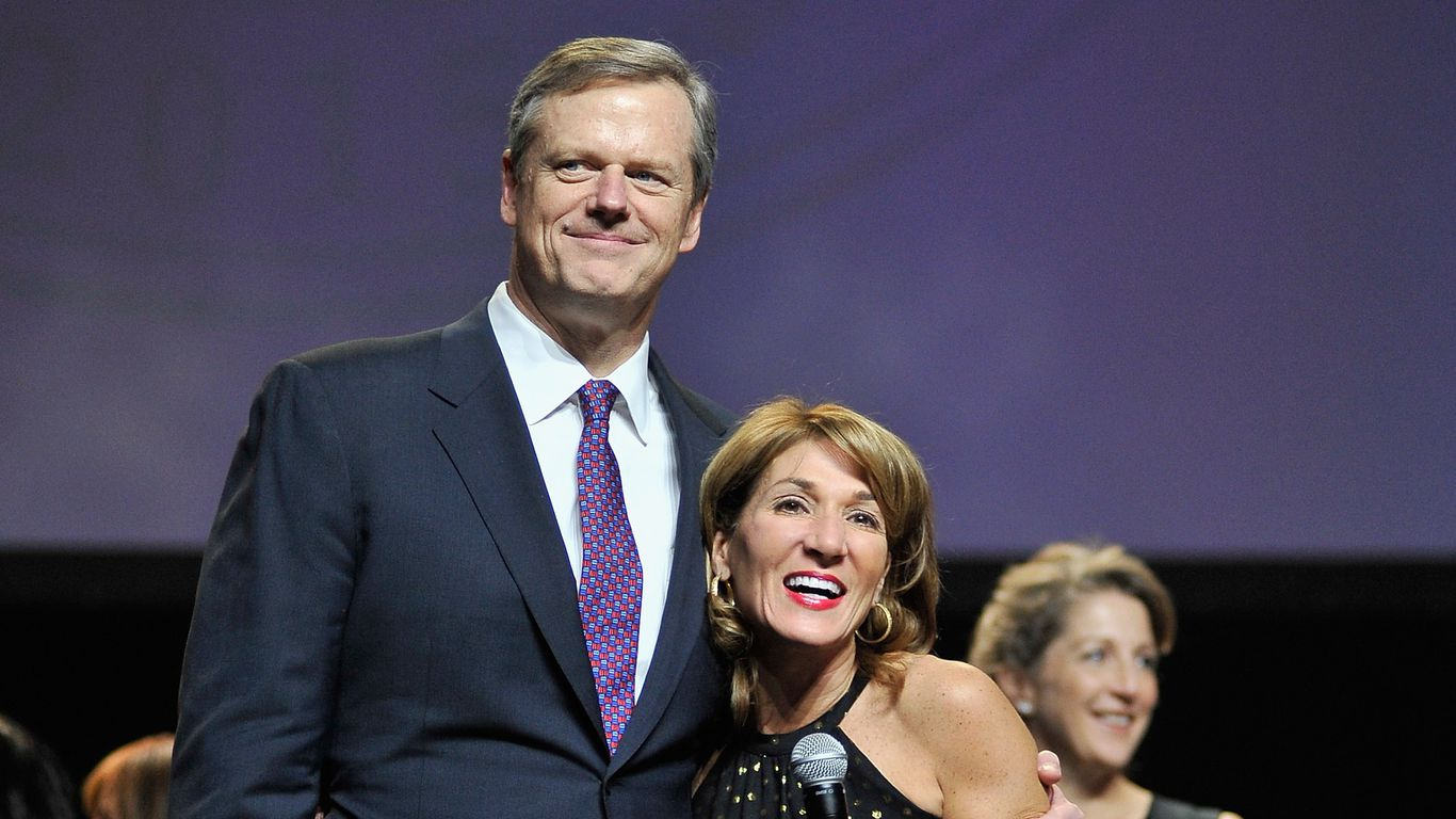 Massachusetts' Charlie Baker joins governors facing COVID criticism thumbnail