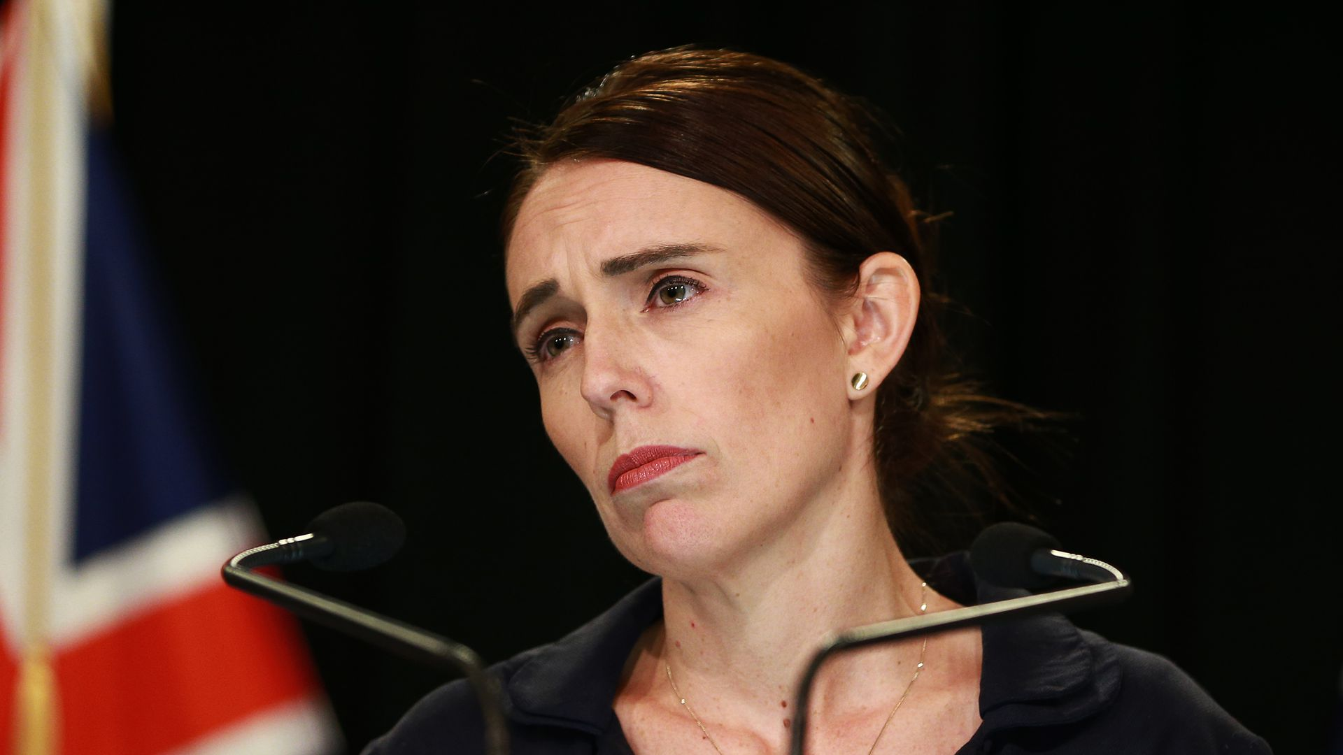 Jacinda Ardern says the live-stream issue goes well beyond what happened in New Zealand.