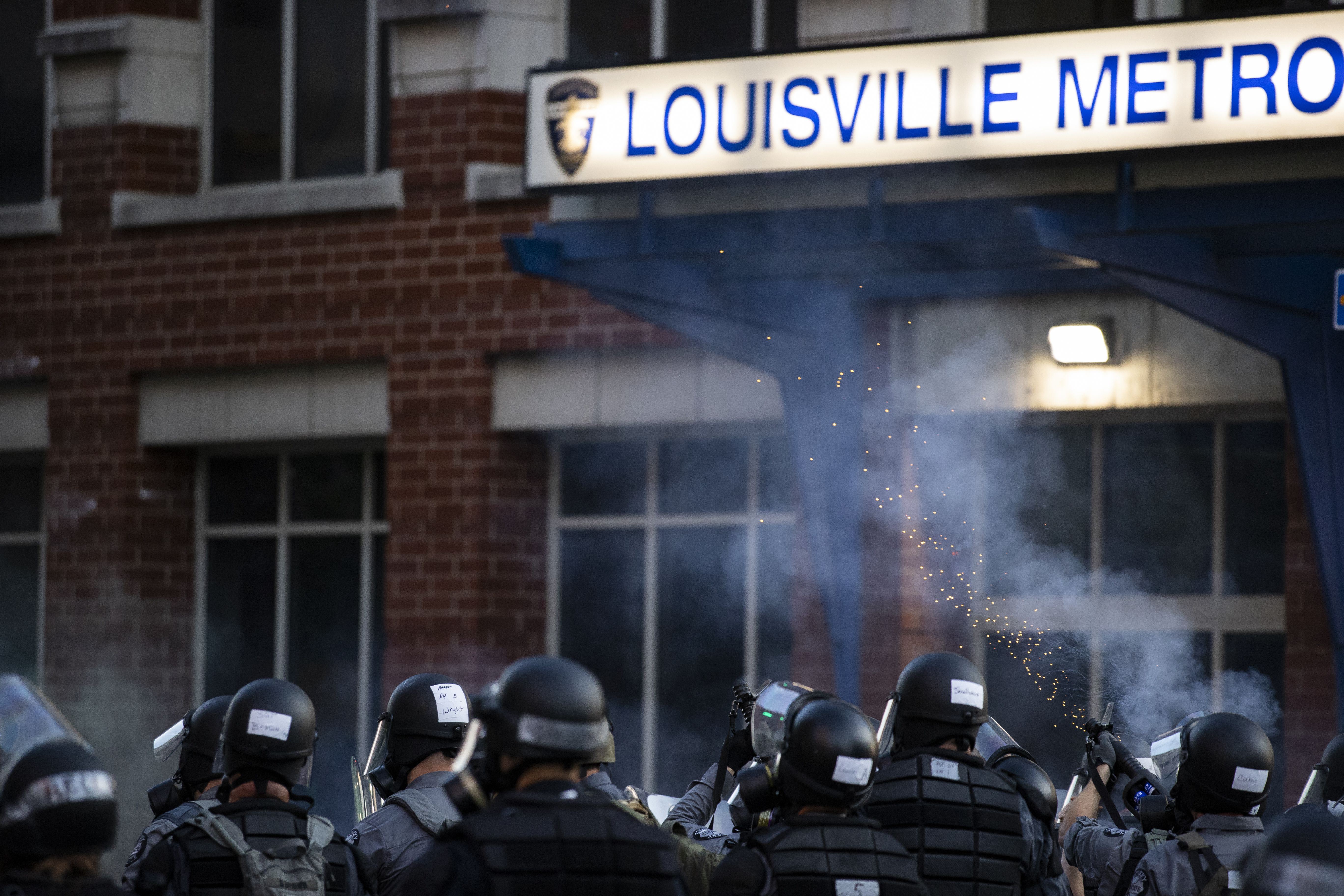 Louisville police chief fired after body cameras found inactive in shooting of black man