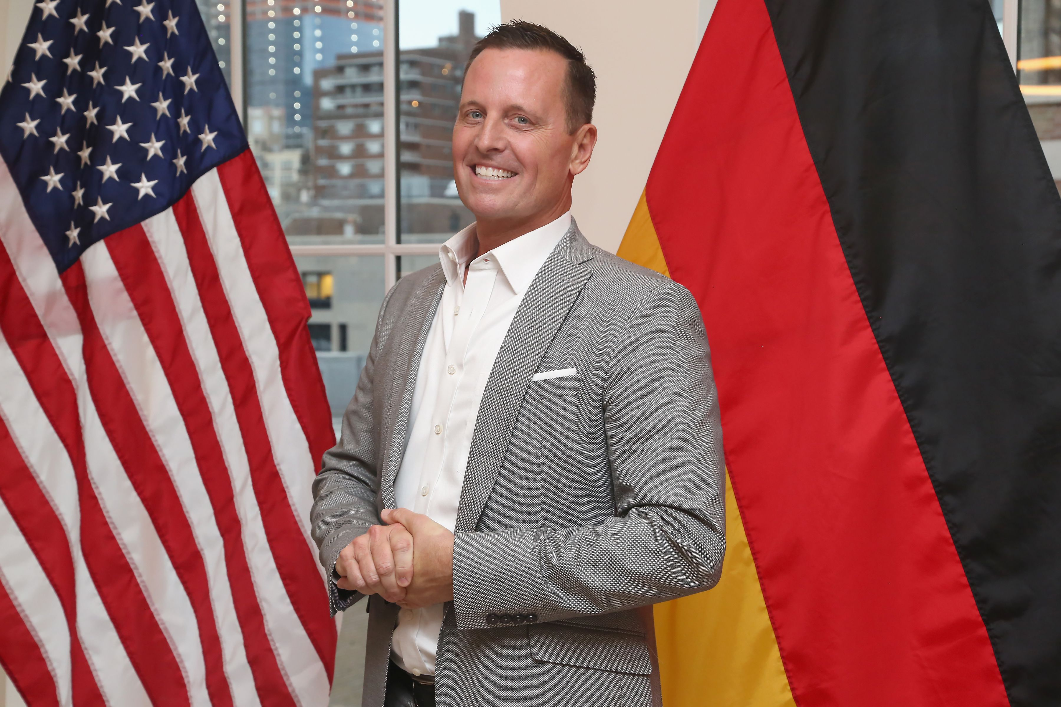 Trump to install loyalist Ric Grenell as acting intelligence chief - Axios