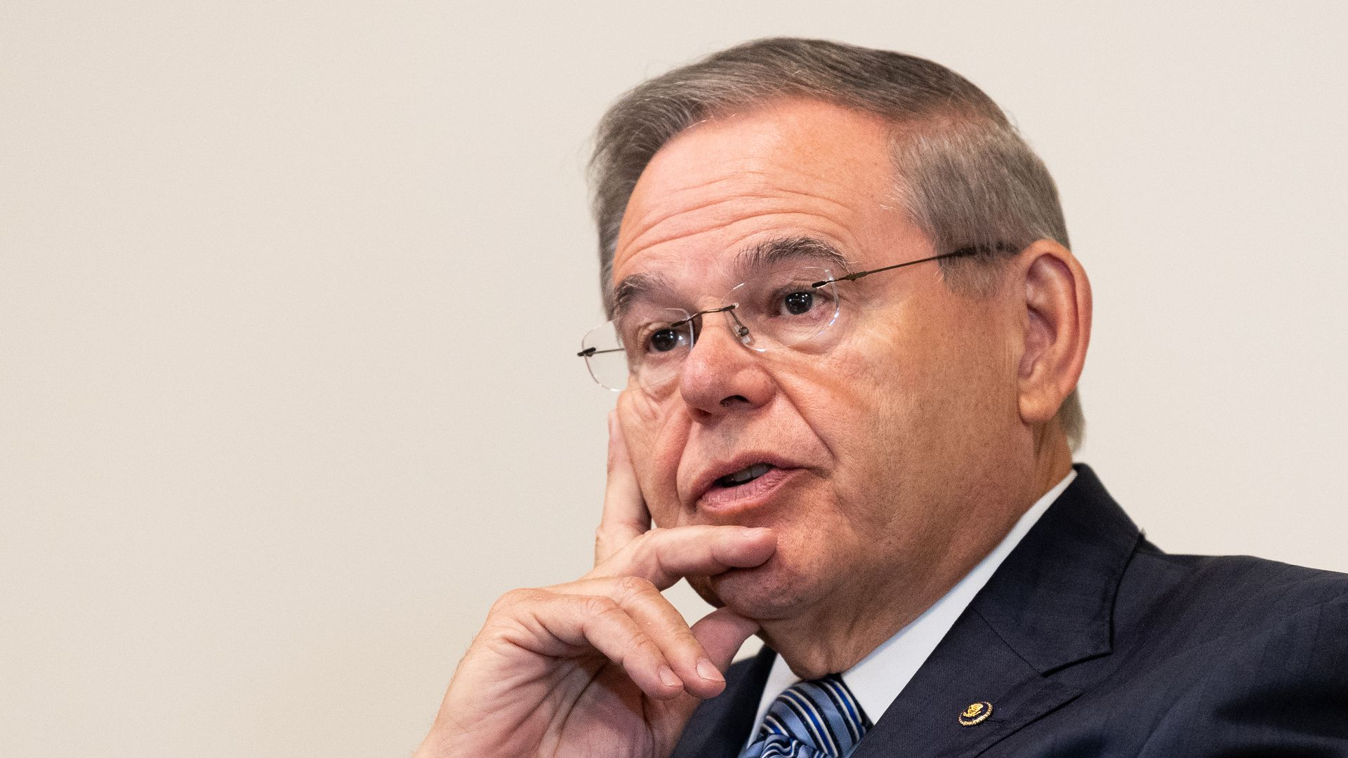 U.S. Senator Bob Menendez. Photo: Michael Brochstein/SOPA Images/LightRocket via Getty Images