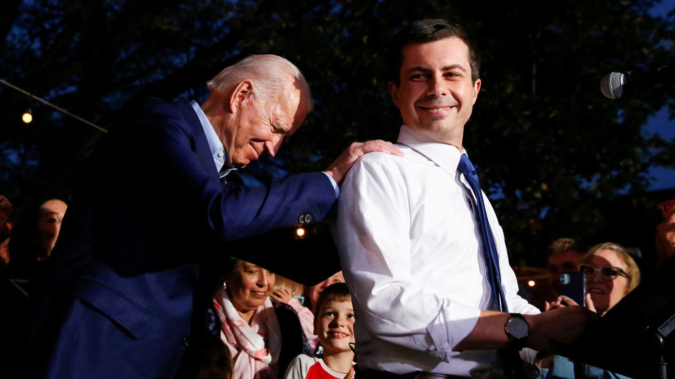 Pete Buttigieg is a near-certainty for Biden's Cabinet thumbnail