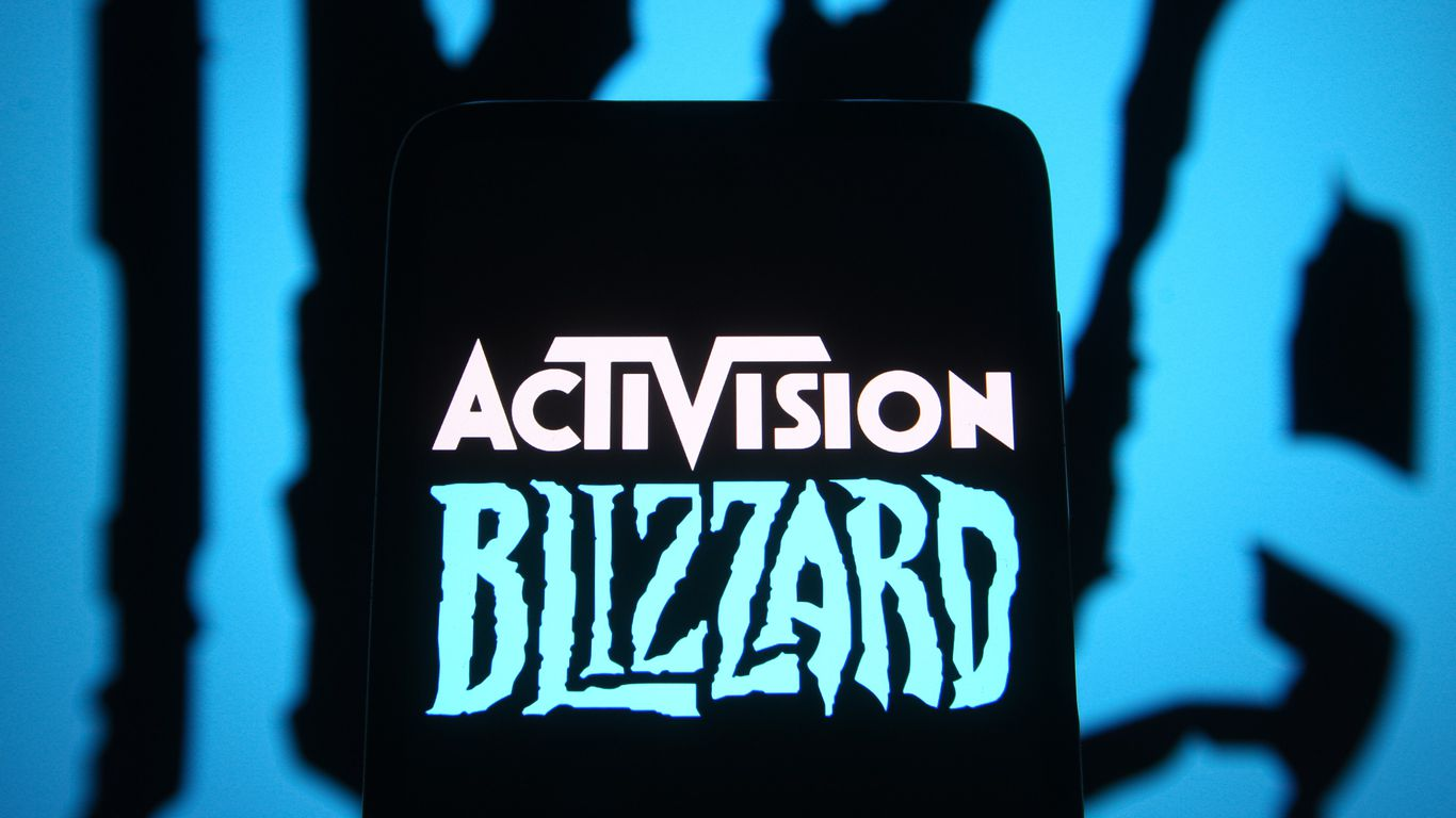 """California sues Activision Blizzard over unequal pay, """"sexist culture"""""""