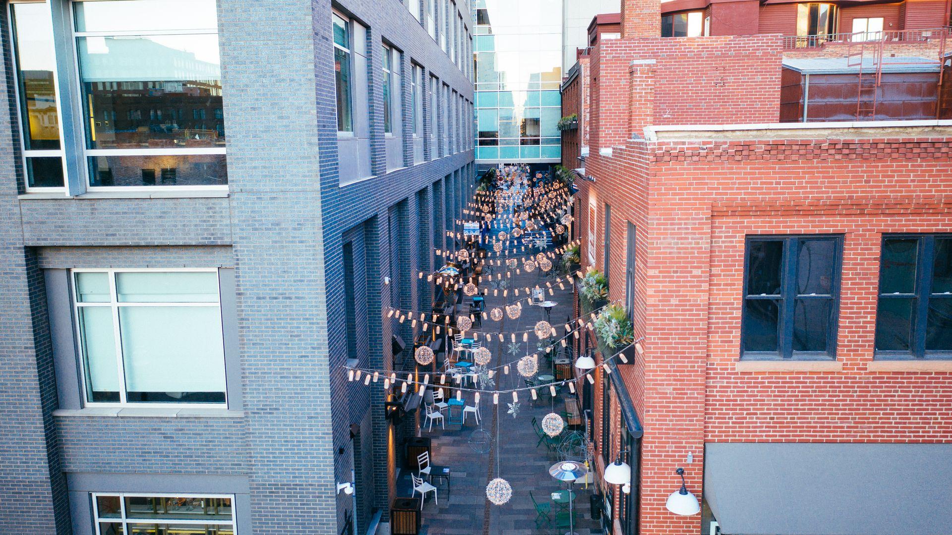 Dairy Block in Denver. Photo courtesy of UNUM:collaborative