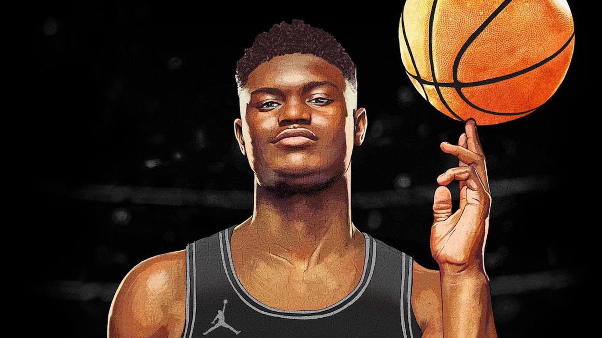 NBA Rookie Zion Williamson