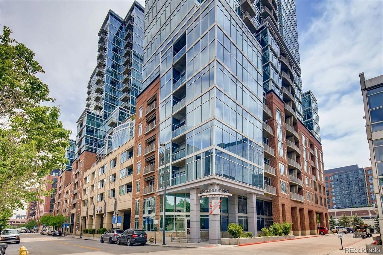 1700 Bassett St. #814 exterior building