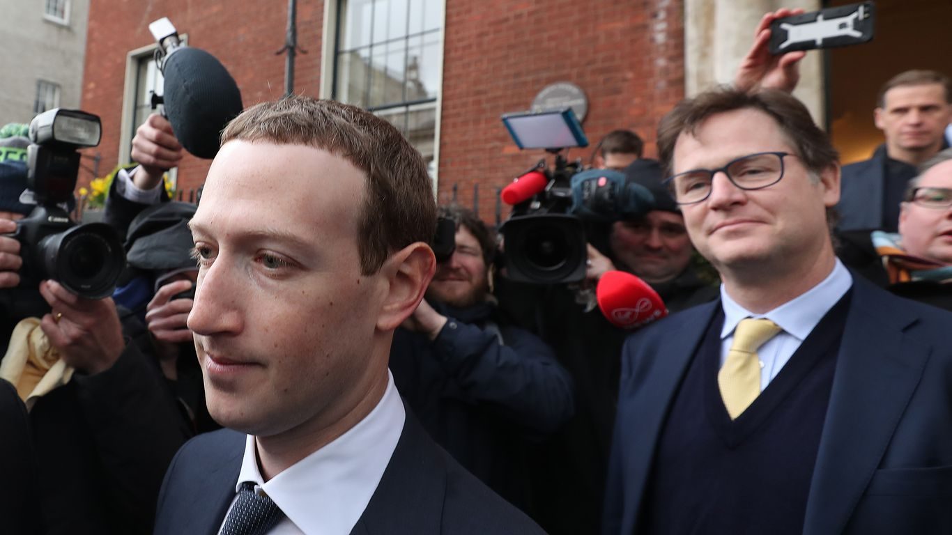 Facebook says it will pay news industry $1B over 3 years thumbnail