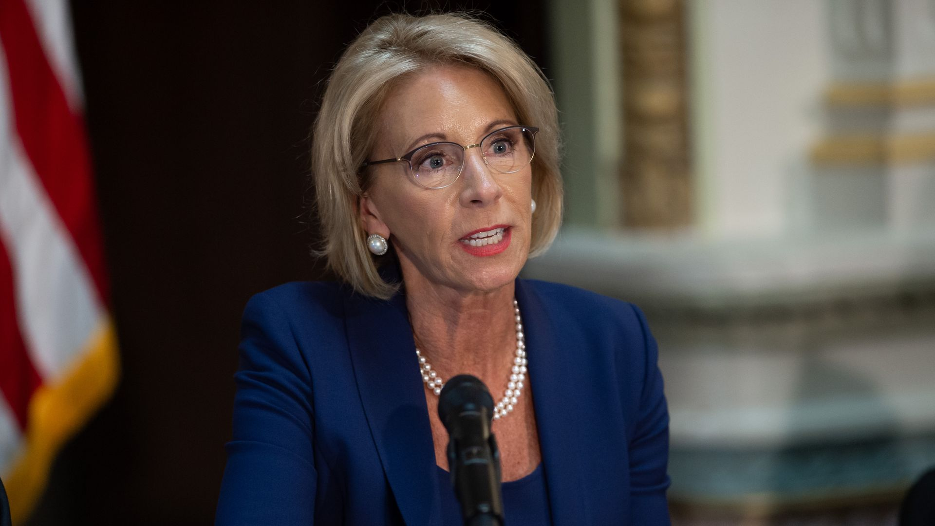 Advocates Demand Devos Protect Students >> Attorneys General To Devos Forgive Disabled Vets Student Loan Debt