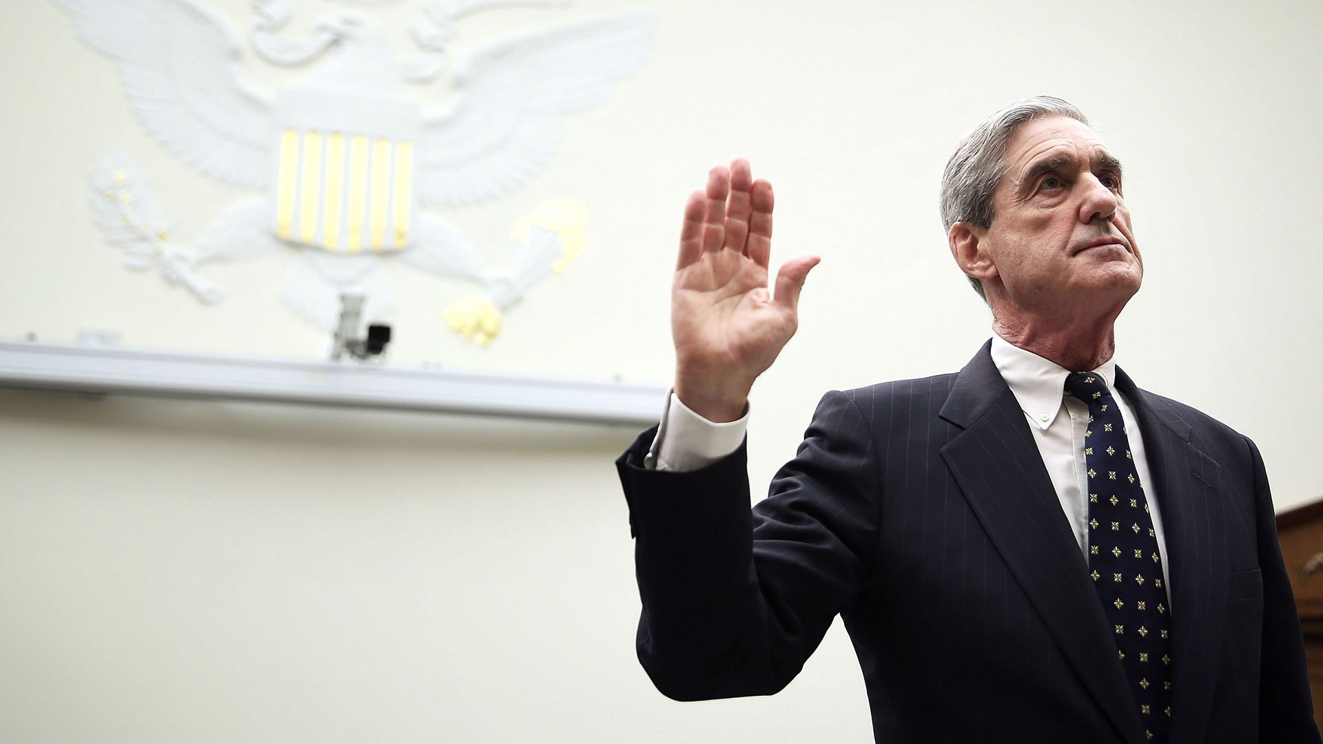 Robert Mueller submits long-awaited report on Russia investigation