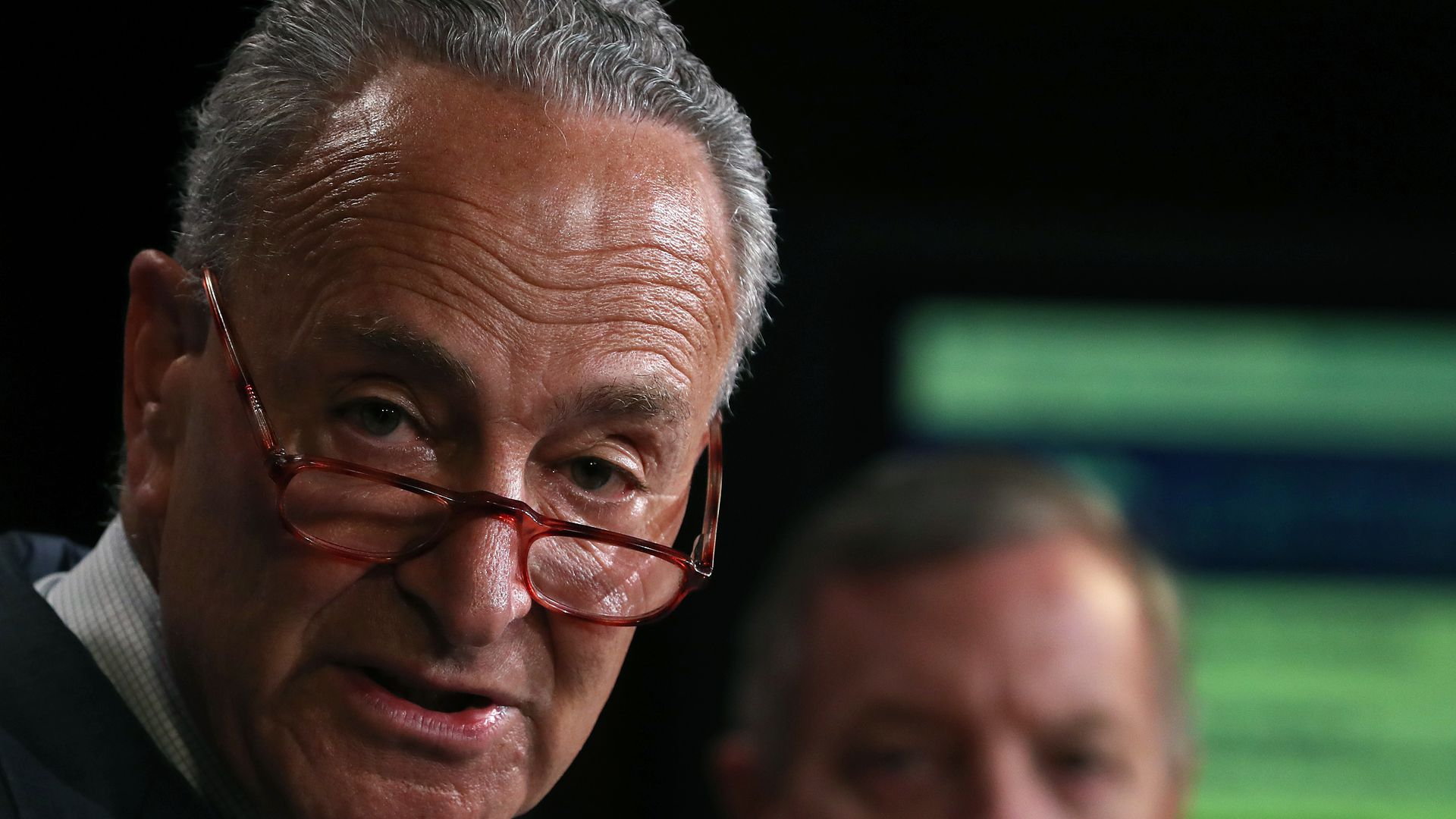 Chuck Schumer announces support for slavery reparations bill