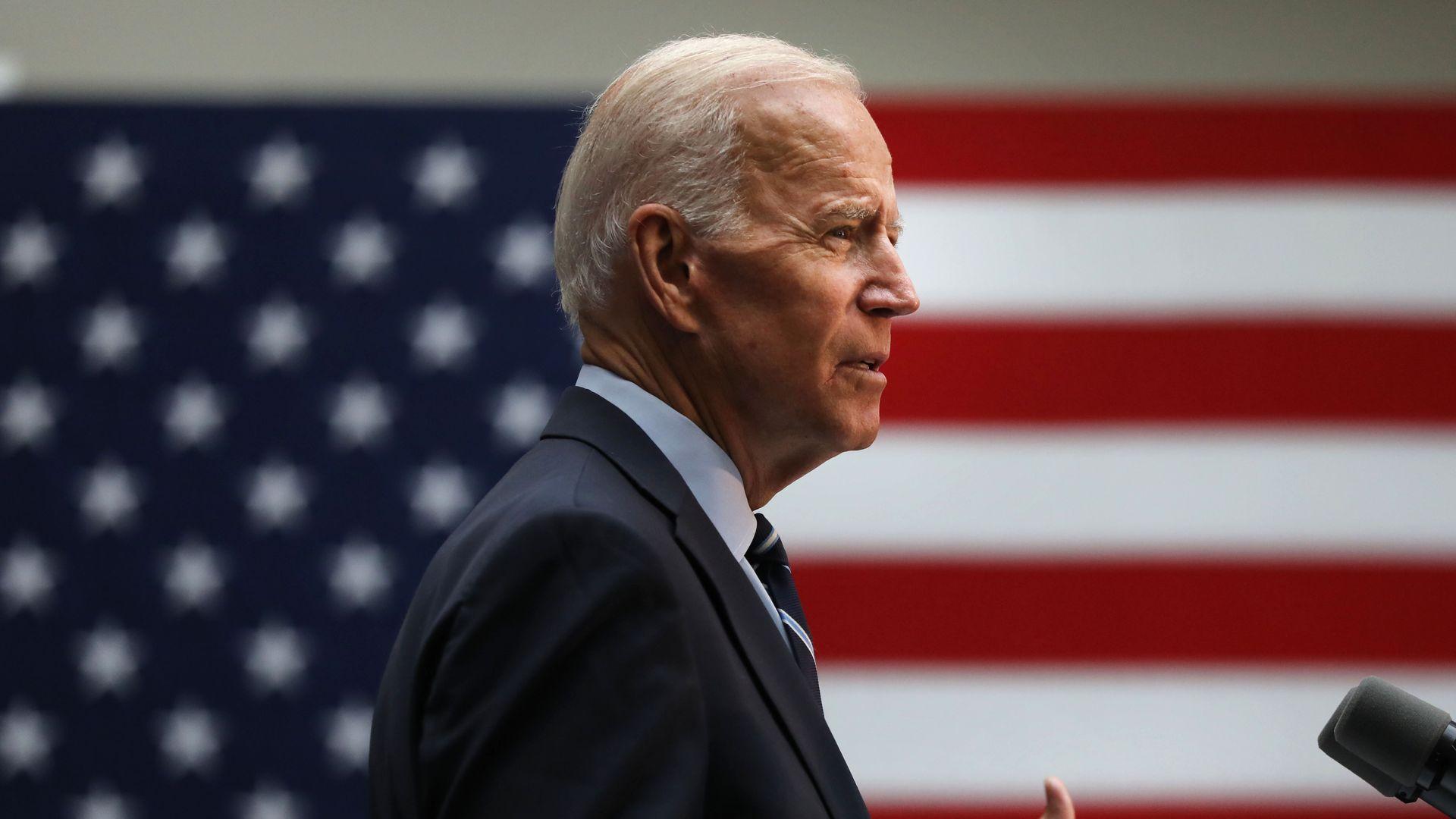 Joe Biden unveils plan for massive overhaul of the criminal justice system