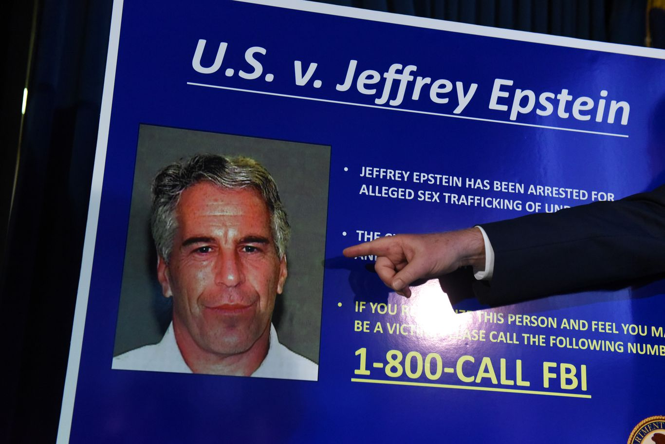Deutsche Bank pays New York $150 million for dealings with Jeffrey Epstein