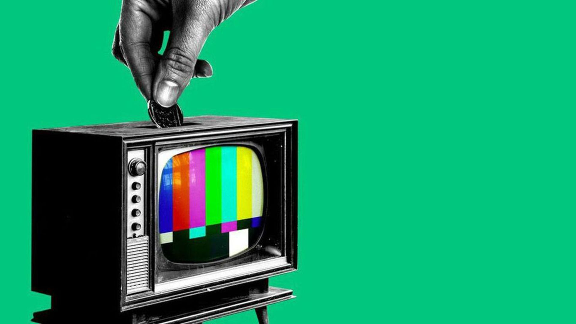 The fight over small-town TV