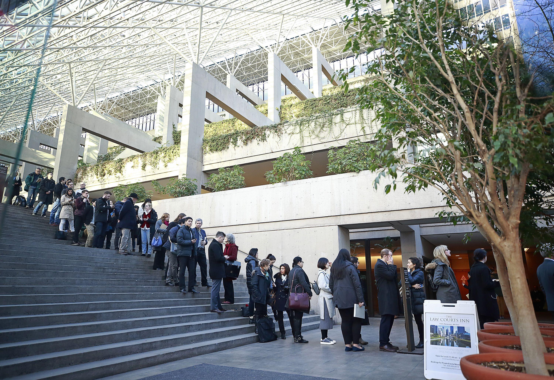 Meng Wanzhou's bail hearing in Vancouver
