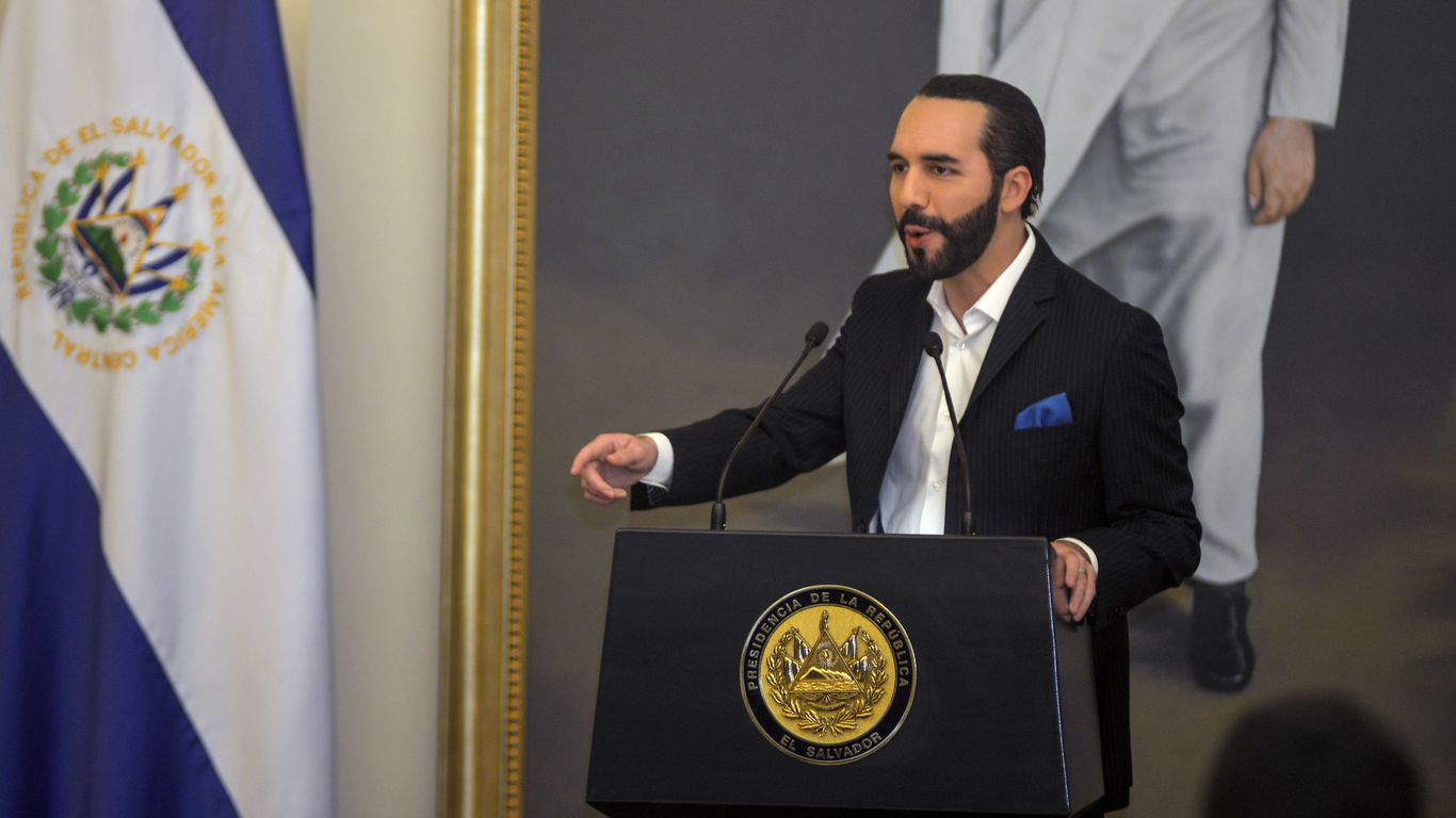 """""""History!"""": El Salvador to become first country to adopt bitcoin as legal tender after vote"""