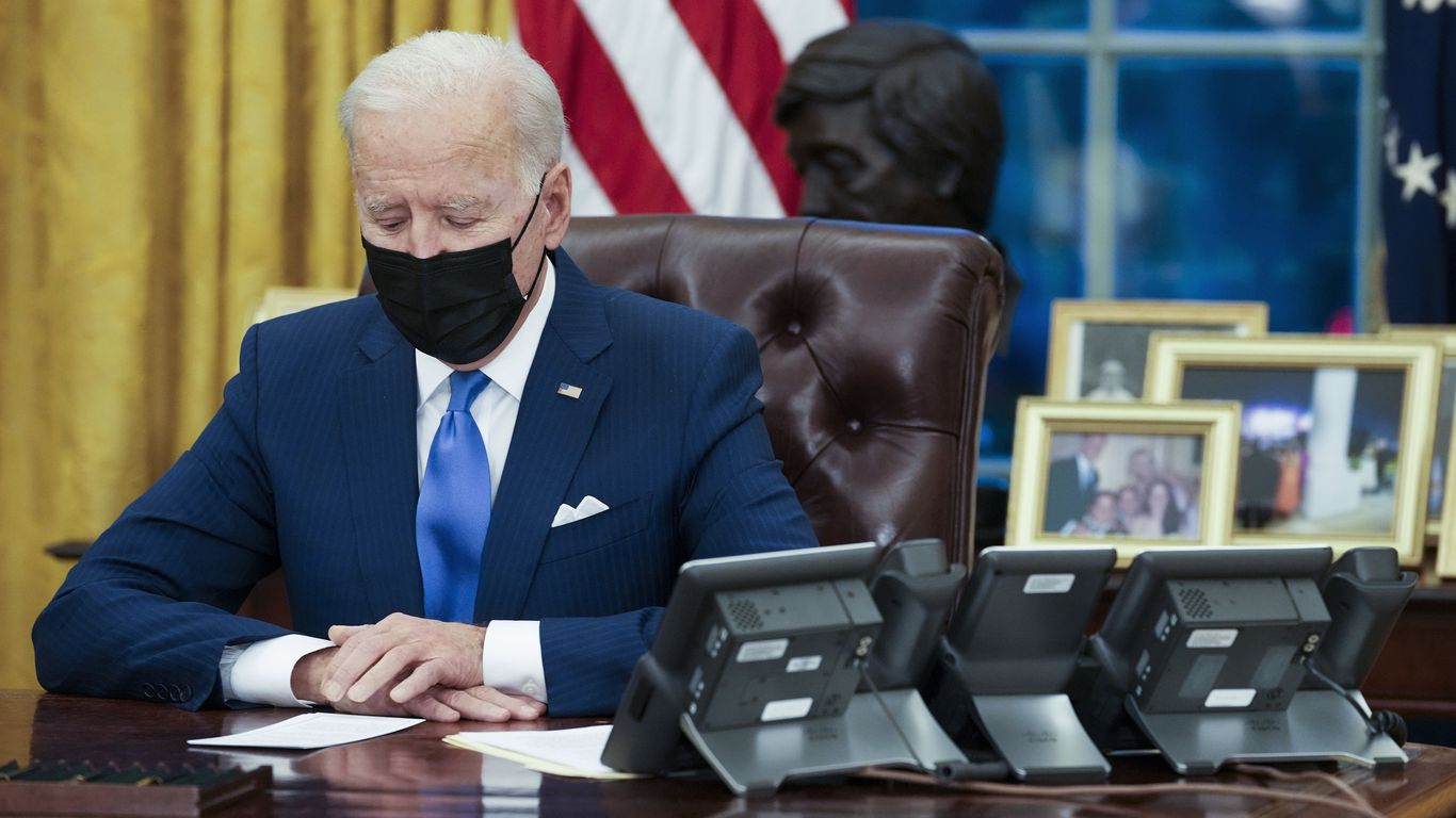 Biden has yet to reunite any migrant families separated under Trump thumbnail