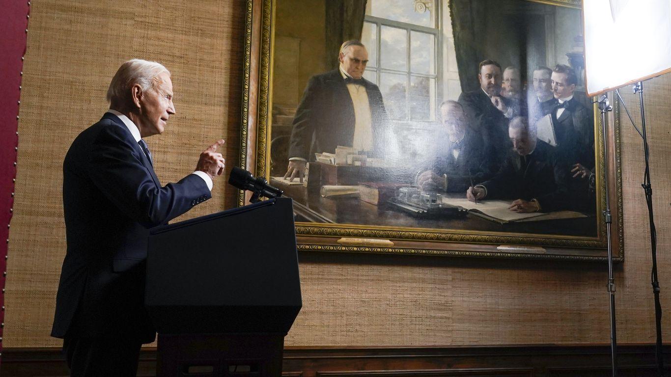 Taxes and gun control play huge part of media conversation surrounding Biden presidency thumbnail