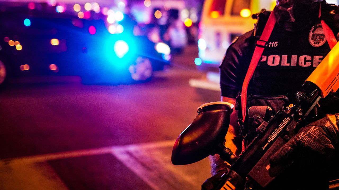 Two officers shot in Louisville amid Breonna Taylor protests