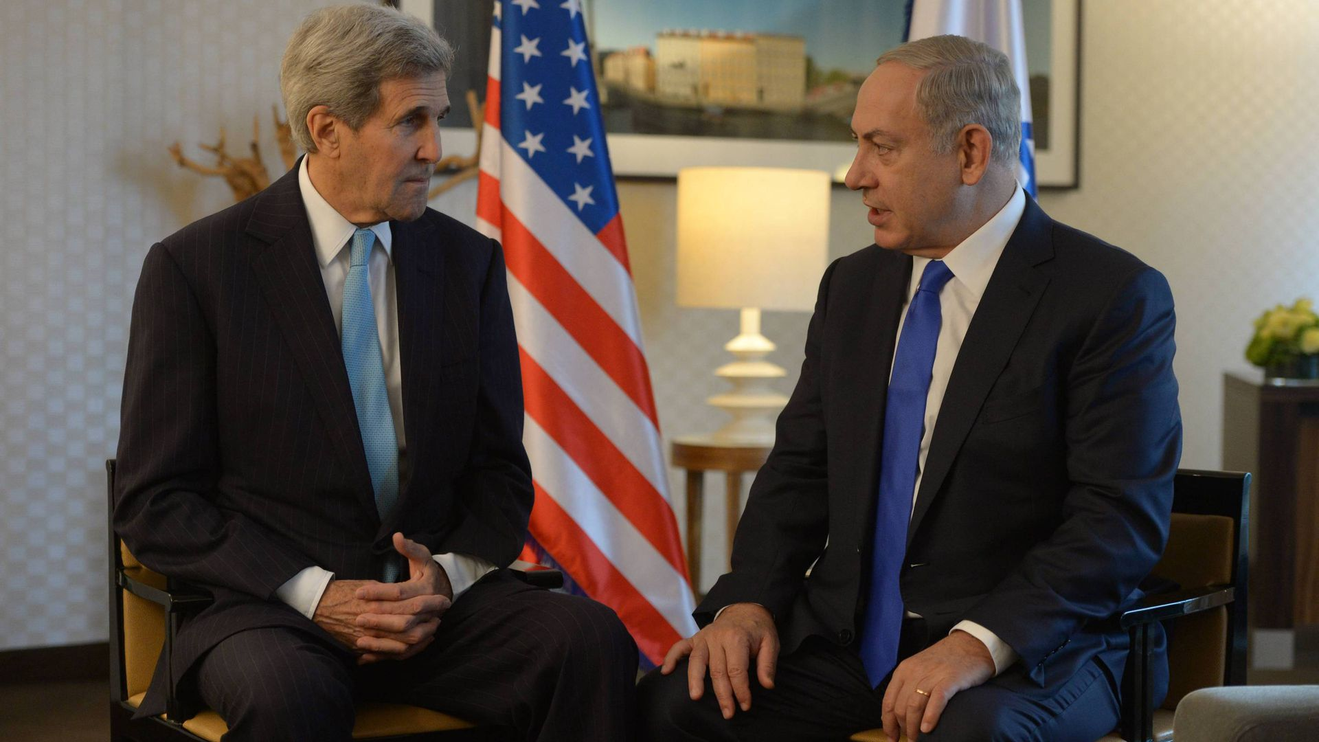 How John Kerry got tied up in Netanyahu's indictments