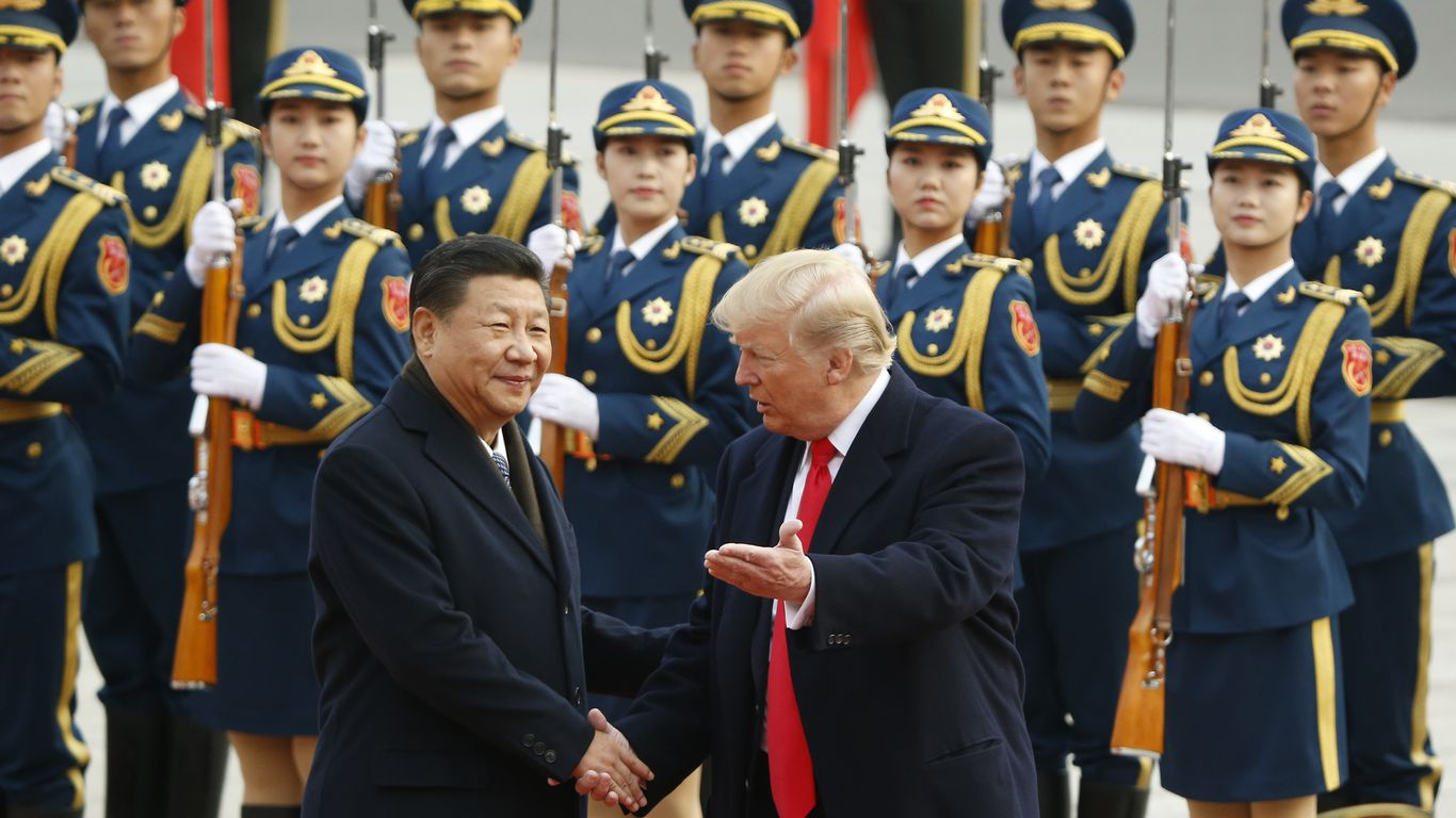 The inside story on Trump's confrontation with Beijing thumbnail