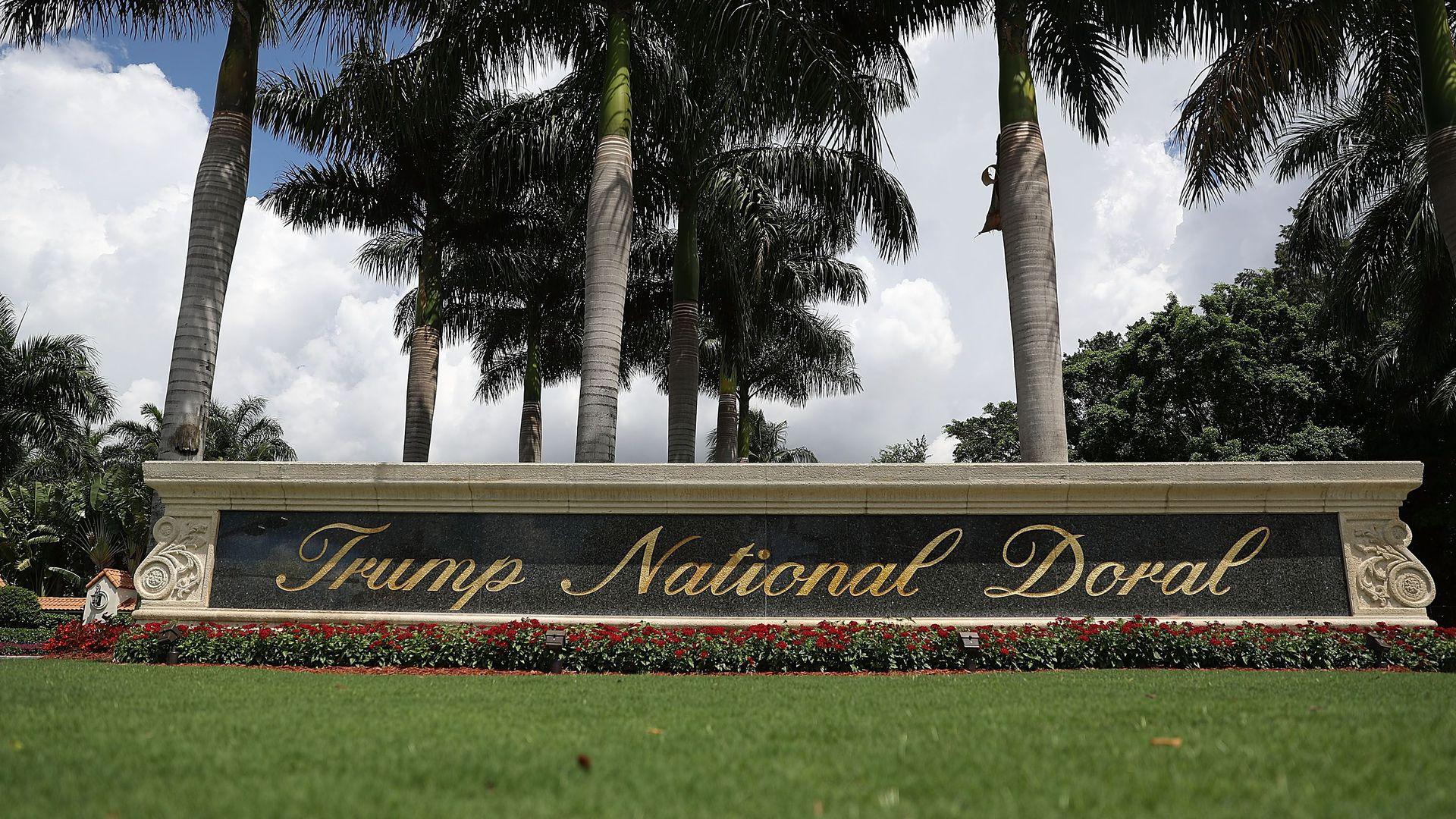 Trump National Doral is in the mix to host the G7 in 2020