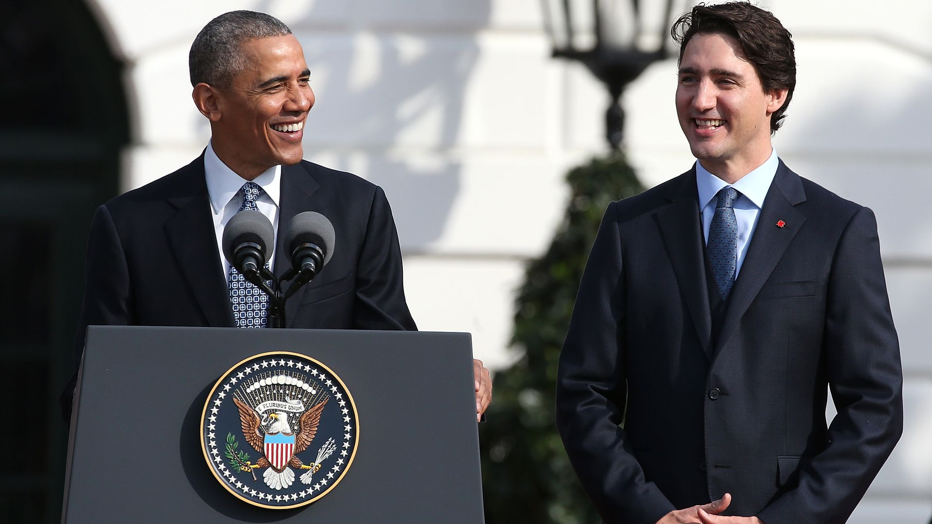 Obama offers rare endorsement for Canada's Justin Trudeau ahead of election