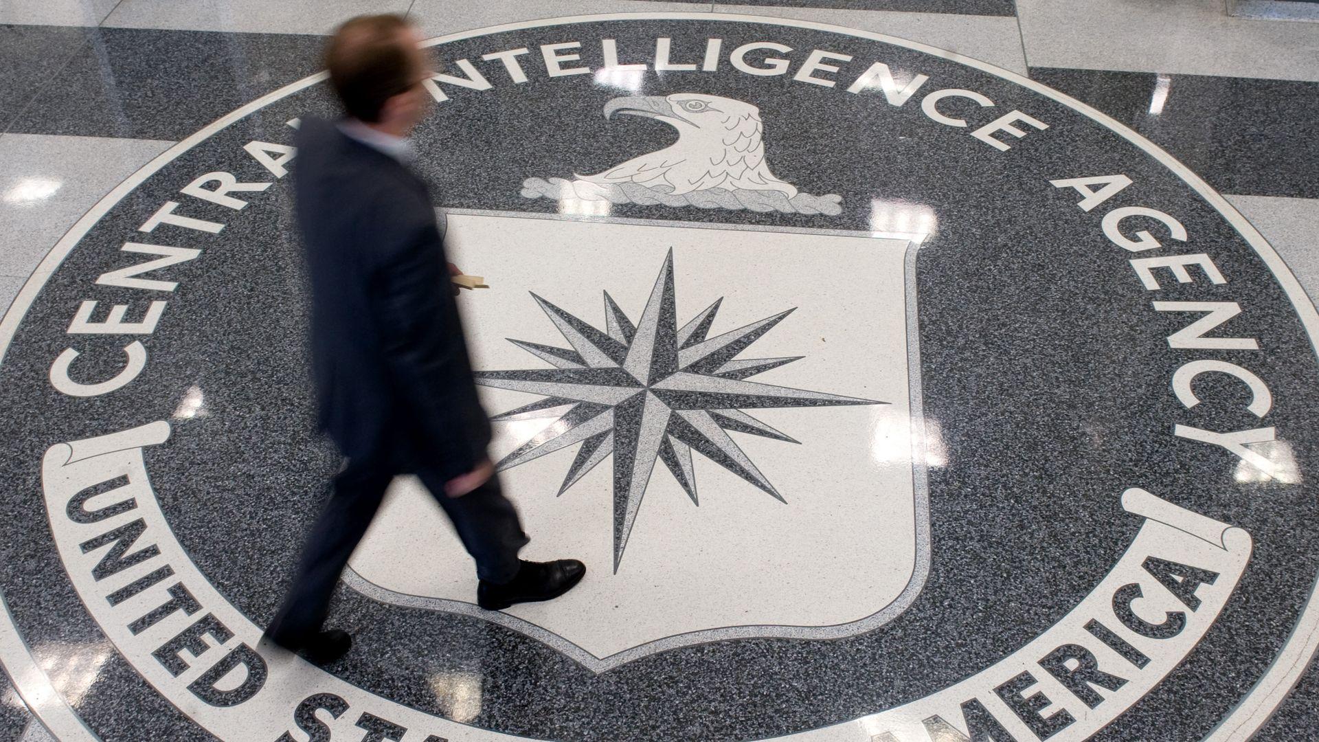 CIA headqurters