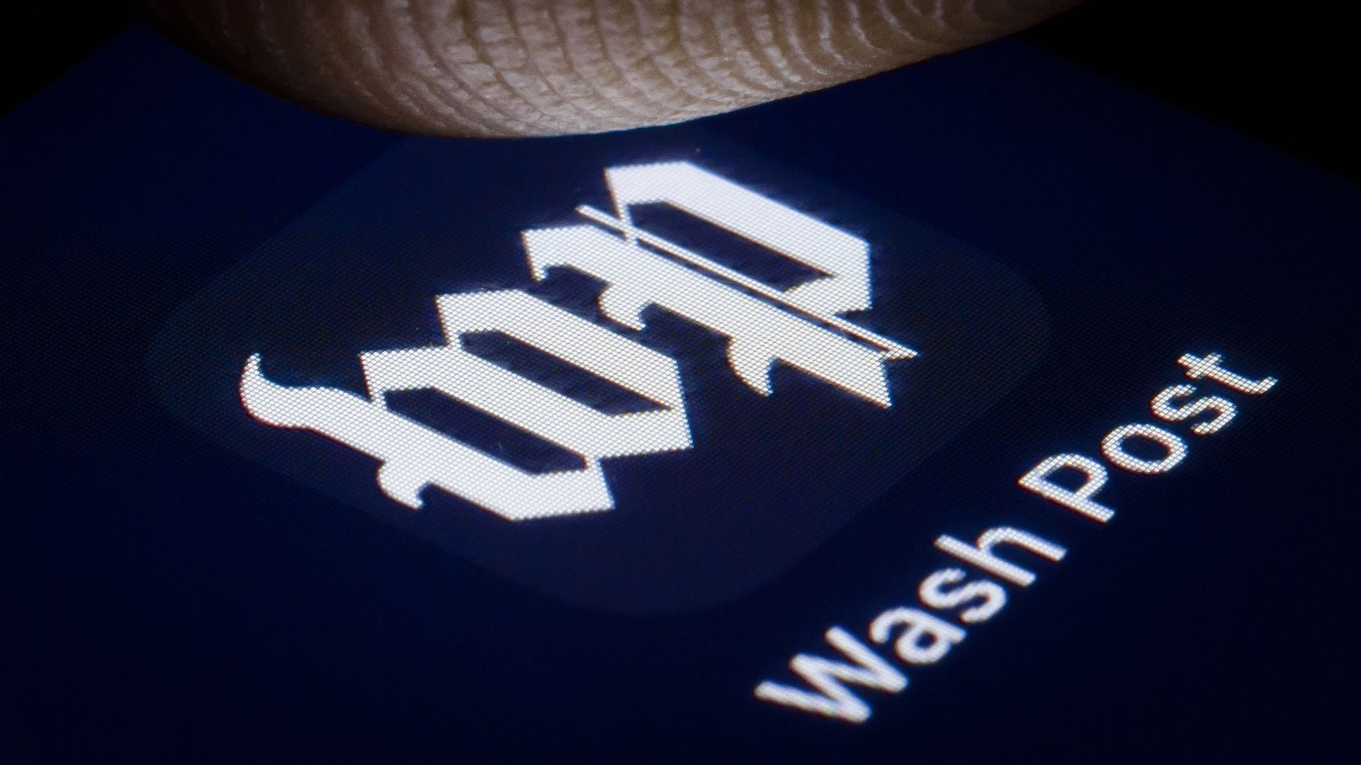 2. WaPo creating new ad network to take on Big Tech