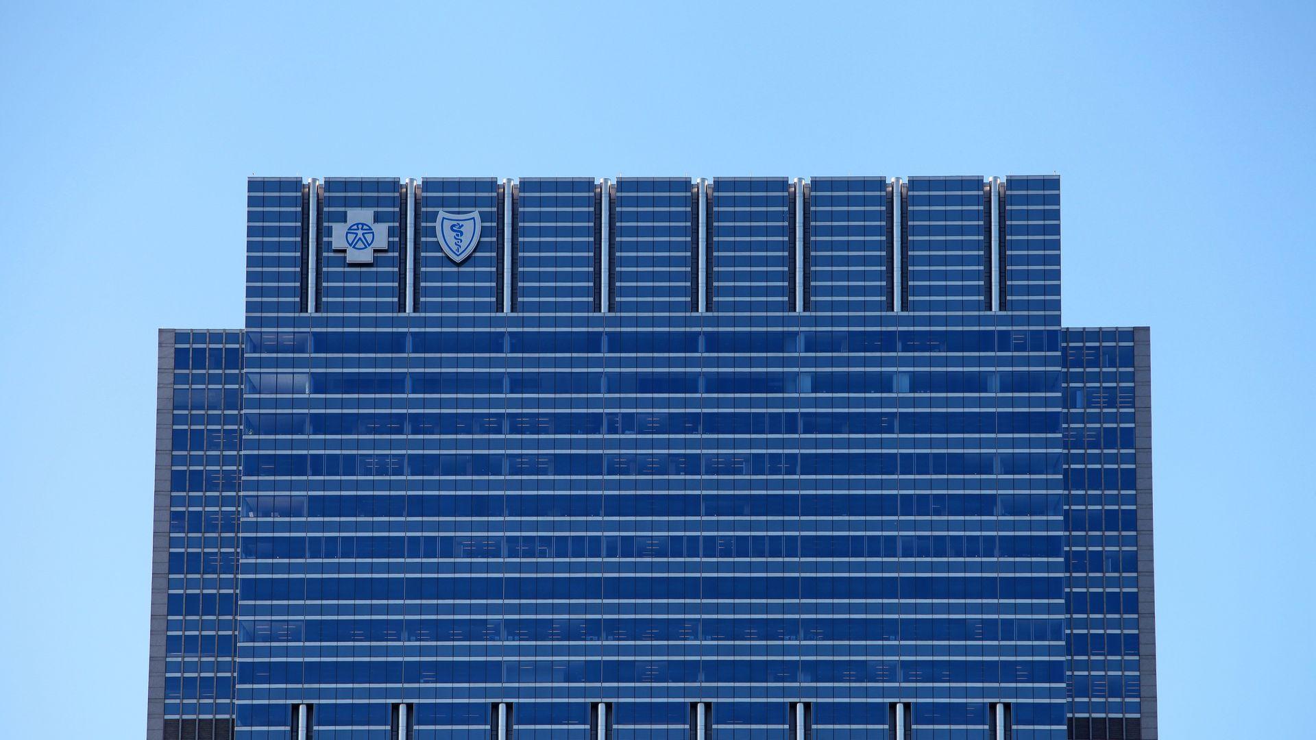 Blue Cross Blue Shield building