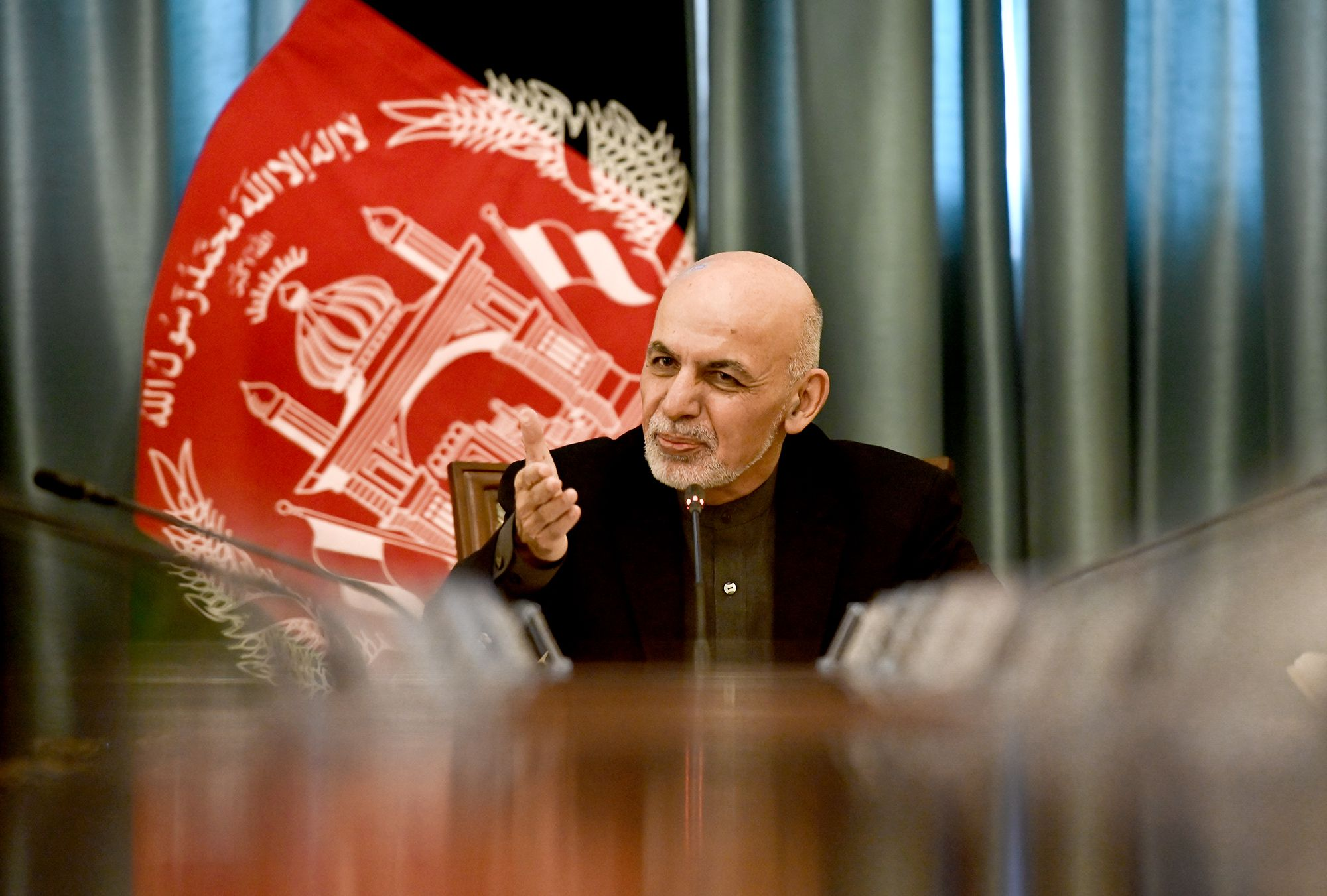 Ghani declared victor in Afghanistan's disputed presidential election - Axios
