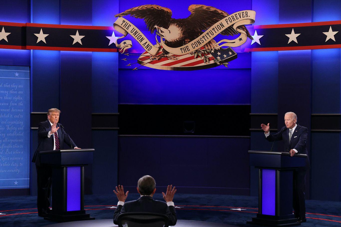 Moderator Kristen Welker will not control mics during final debate