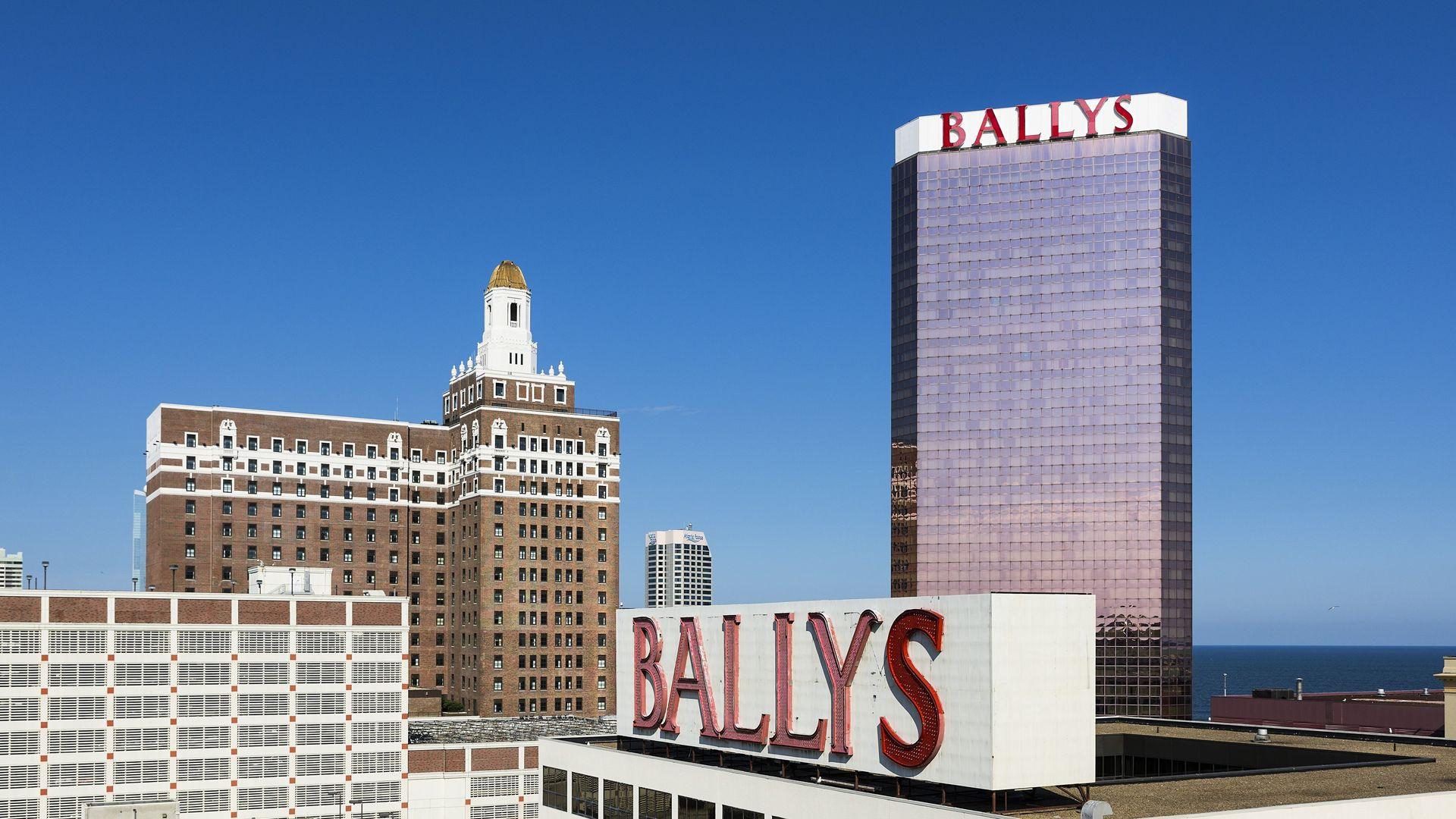 Casinos overlooking the Atlantic Ocean. (Photo by John Greim/LightRocket via Getty Images)
