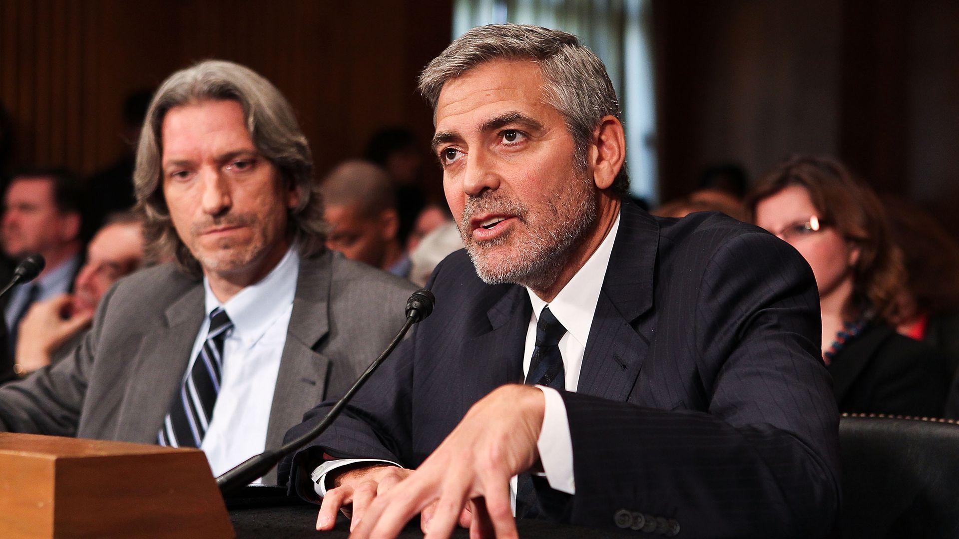 Clooney, Penderghast